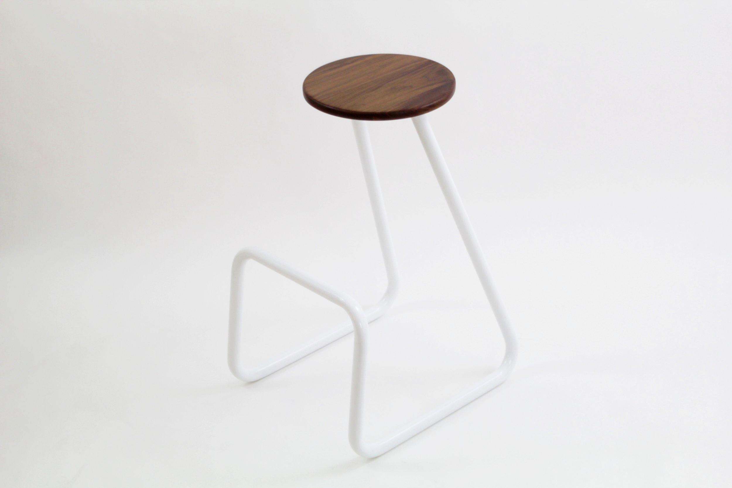 One loop stool