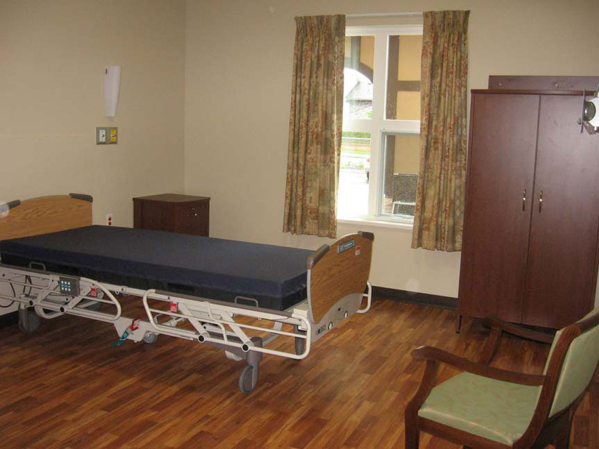 CareLife Fleetwood resident room