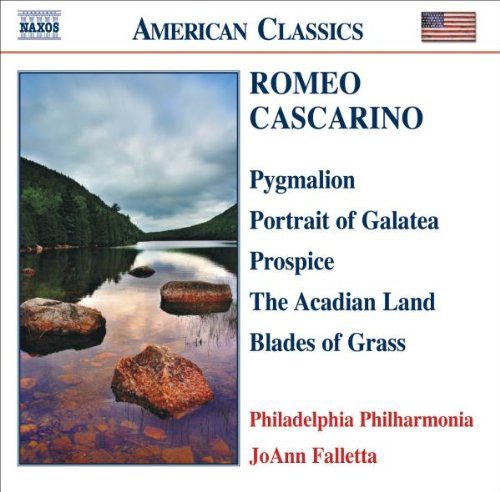 Romeo Cascarino - Orchestral Works (2006)