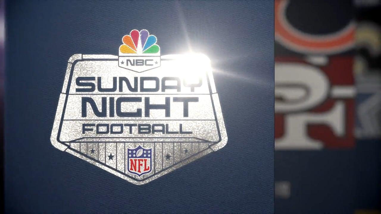 Sunday Night Football - Season Ticket    Design Director