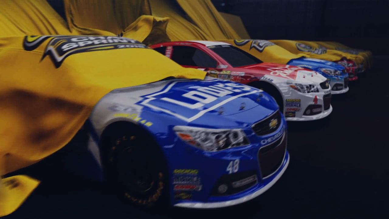 NASCAR - Playoff Banners   Art Director - Producer
