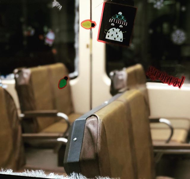Even though the holidays are over, we can still #bemerry in 2019.... #septa #nhsl