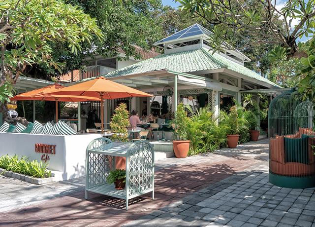 Gourmet Café   INTERIOR DESIGN CONCEPT, BRAND STRATEGY & BRAND IDENTITY