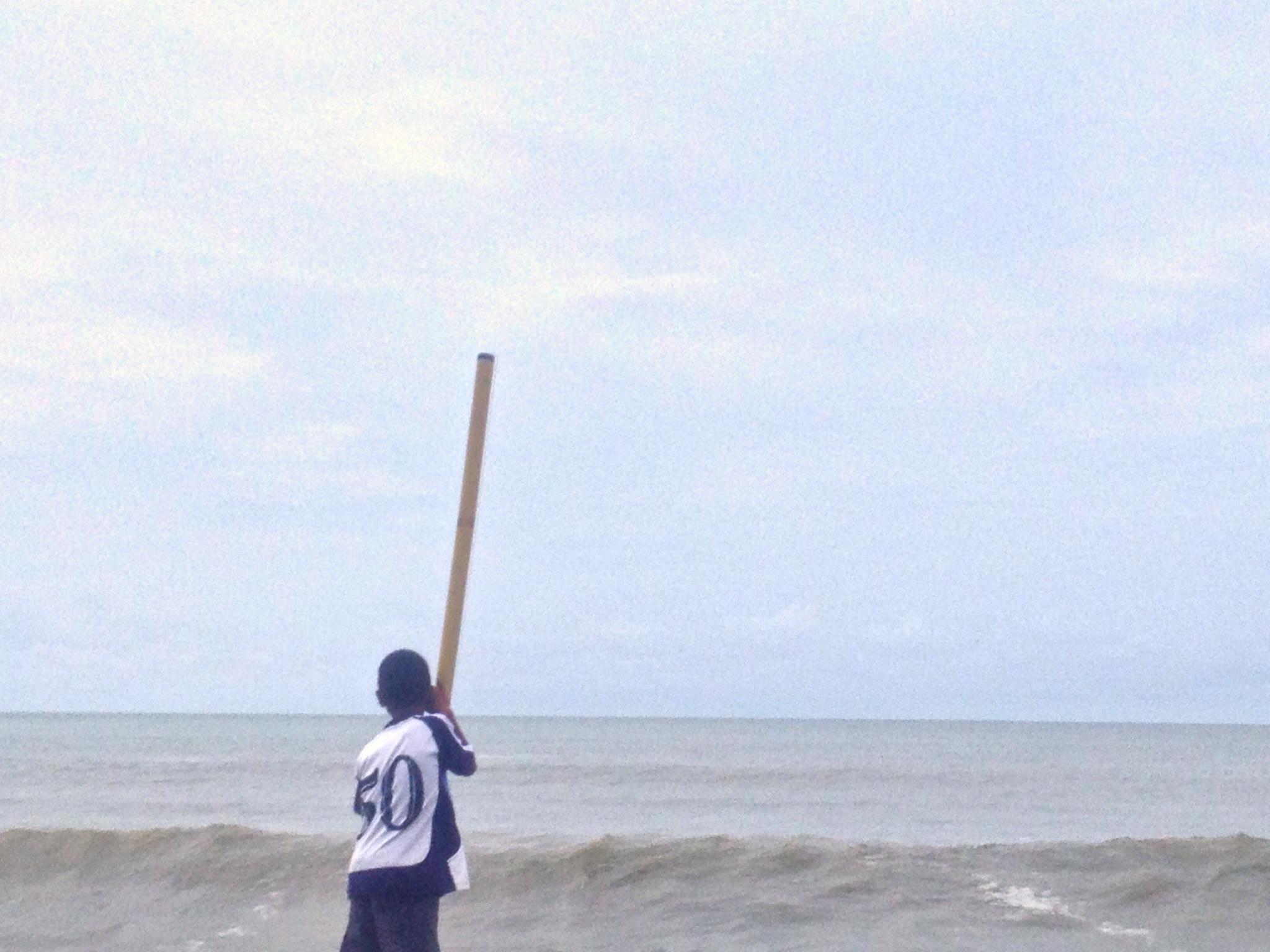 Untitled (The Sea)    digital  2014