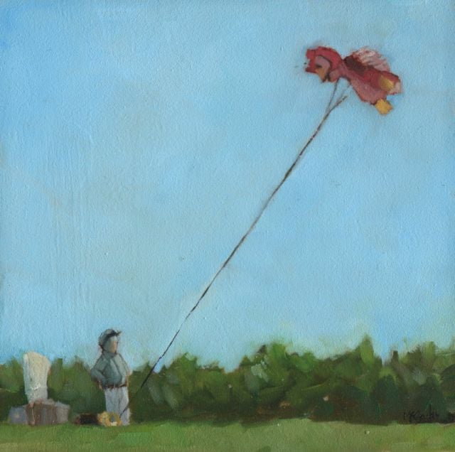 McGauley Kite Man