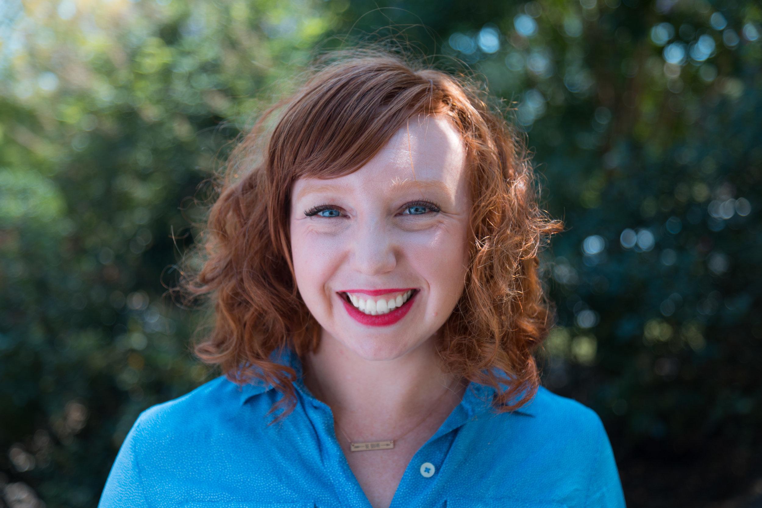 Amanda Huitt - Community