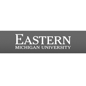 East Mich University Logo greyscale.png