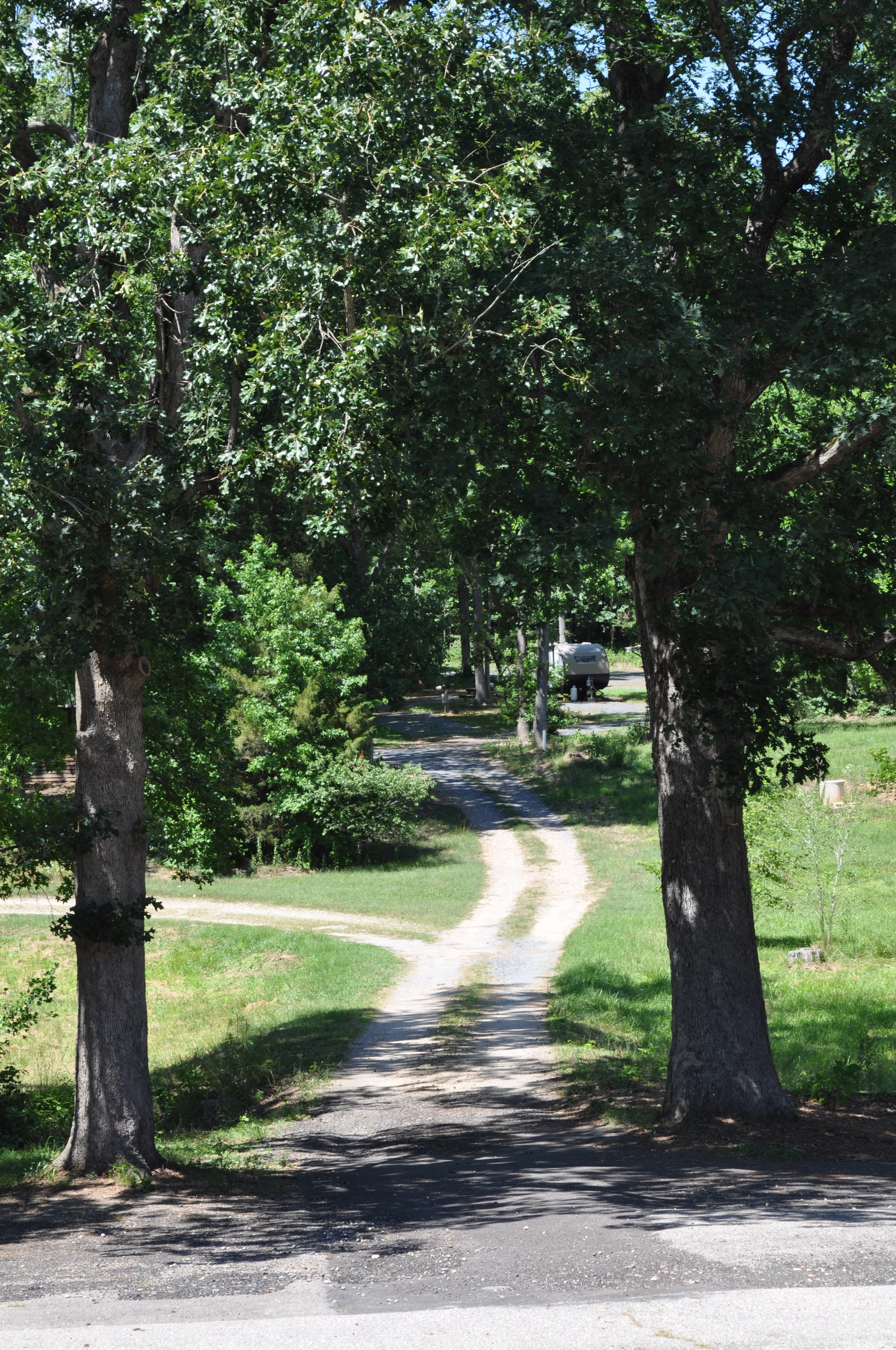 Welcome to Camp Henning - Camp Henning at Ellerbe Springs currently has 7 RV sites - all full hook ups. 5 sites are pull-thrus with 50 amp electric. 2 sites are back-ins in 30 amp electric. We can accommodate large rigsWe plan to continue expansion of the campground - up to 100 spaces and amenities.We are conveniently located off exit 28 of NC Highway 73/74. It is 2 miles from the exit to our driveway.Come stay and enjoy the 42 rolling acres, the catch & release 5-acre pond, and the on-site restaurant.We hope you schedule a visit to the historic Ellerbe Springs soon!