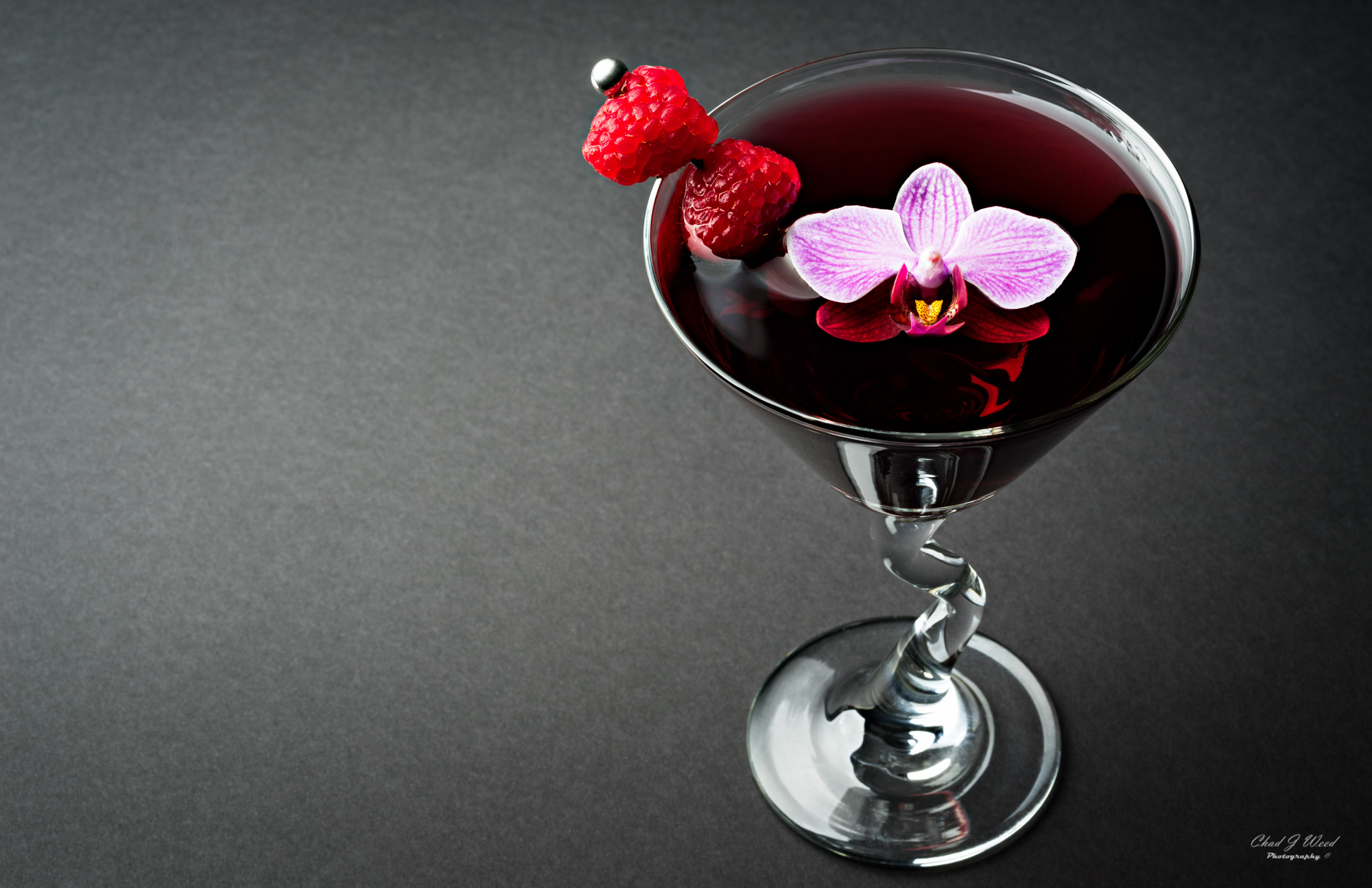 Dee's Martini by Arizona Commercial Food and Beverage Photographer Chad J Weed