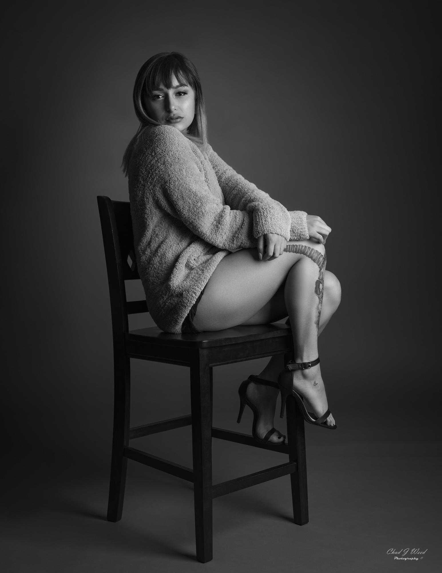 Myrian Alt Fashio Model by Mesa Arizona Portrait Photographer Chad Weed