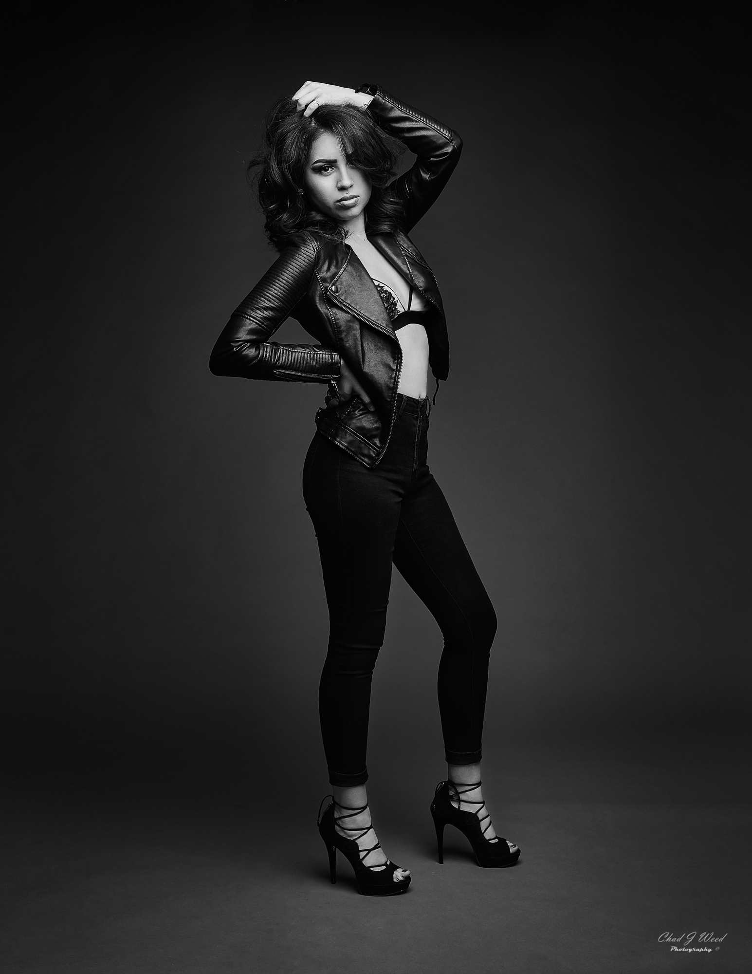 Carissa Fashion by Mesa Arizona Portrait Photographer Chad Weed