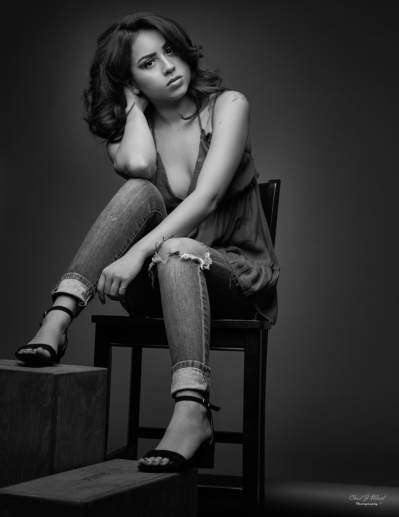 Carissa Beauty by Mesa Arizona Portrait Photographer Chad Weed