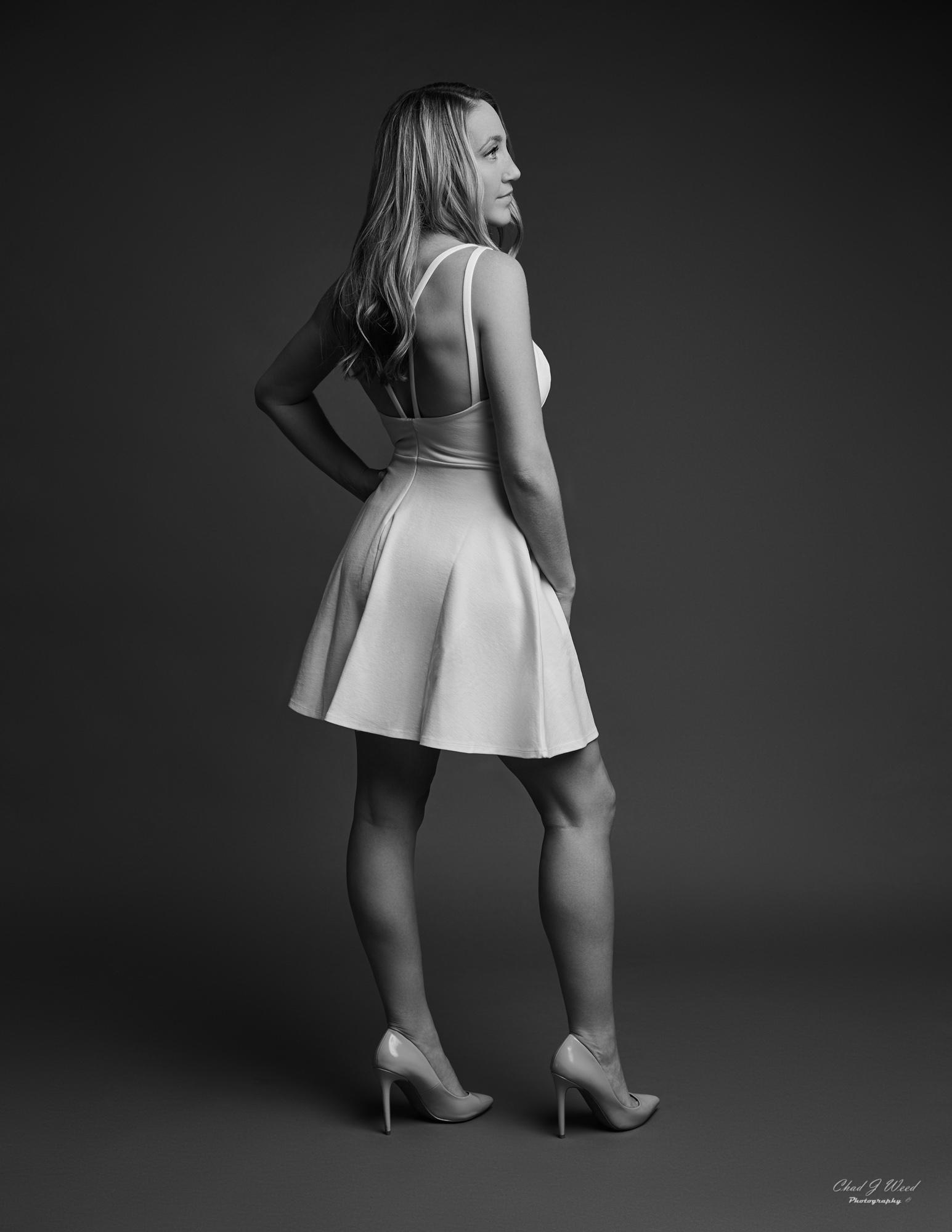 Kristen Leg Model by Mesa Arizona Portrait Photographer Chad Weed