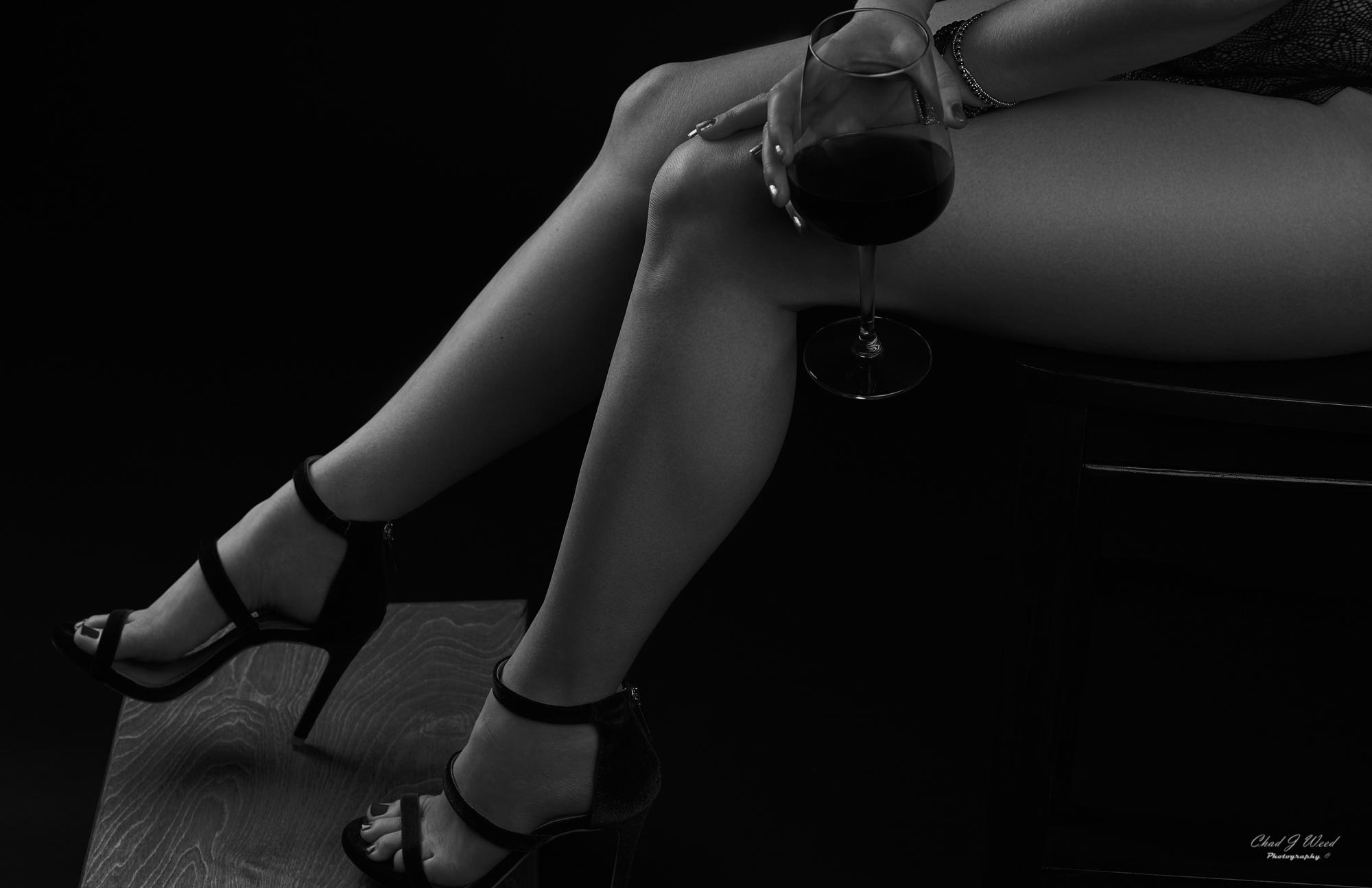 Kirsten Leg Model by Mesa Arizona Fashion Photographer Chad Weed
