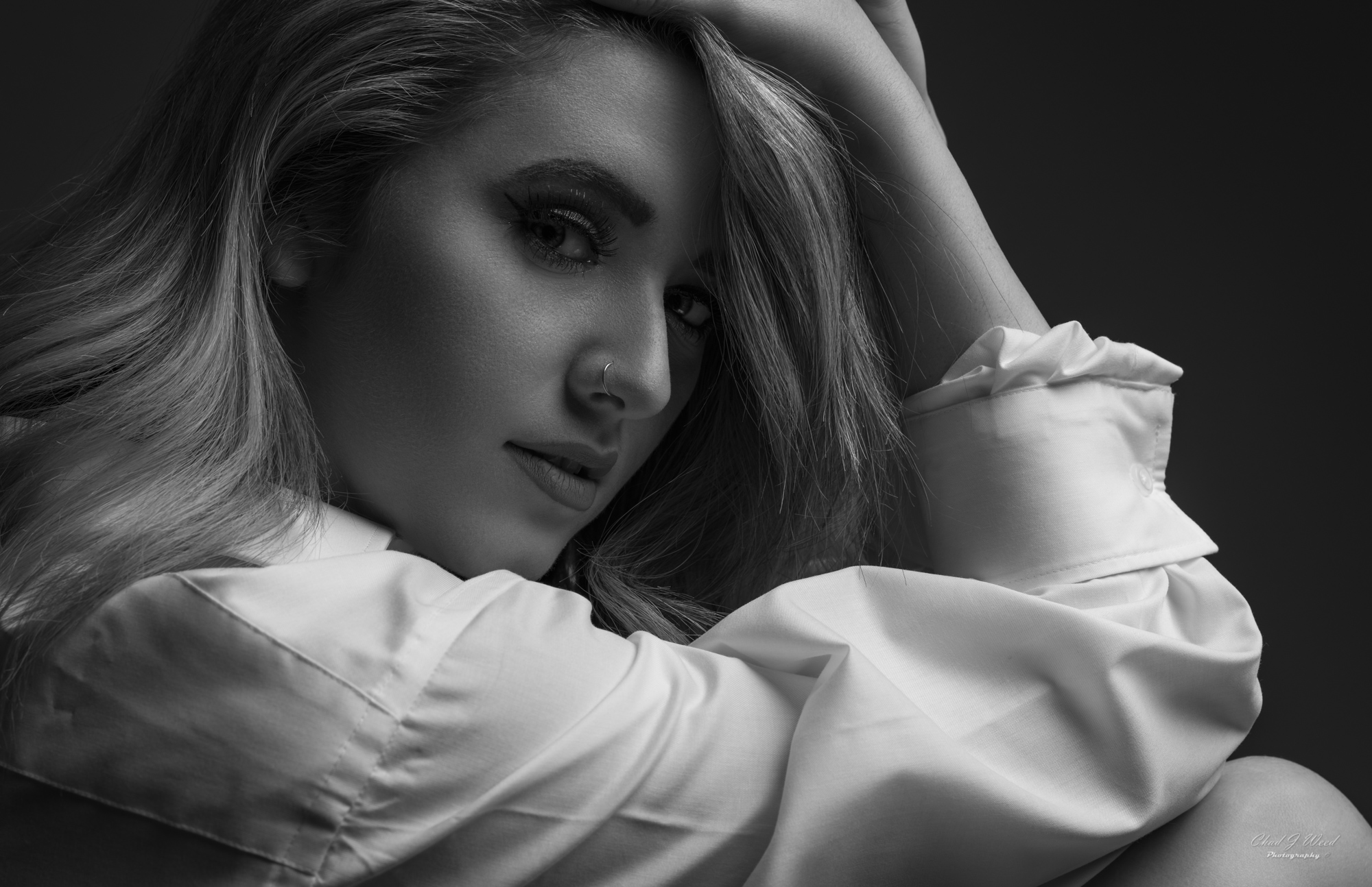 Amber Fashion Model by Arizona Fashion Portrait Photographer Chad Weed