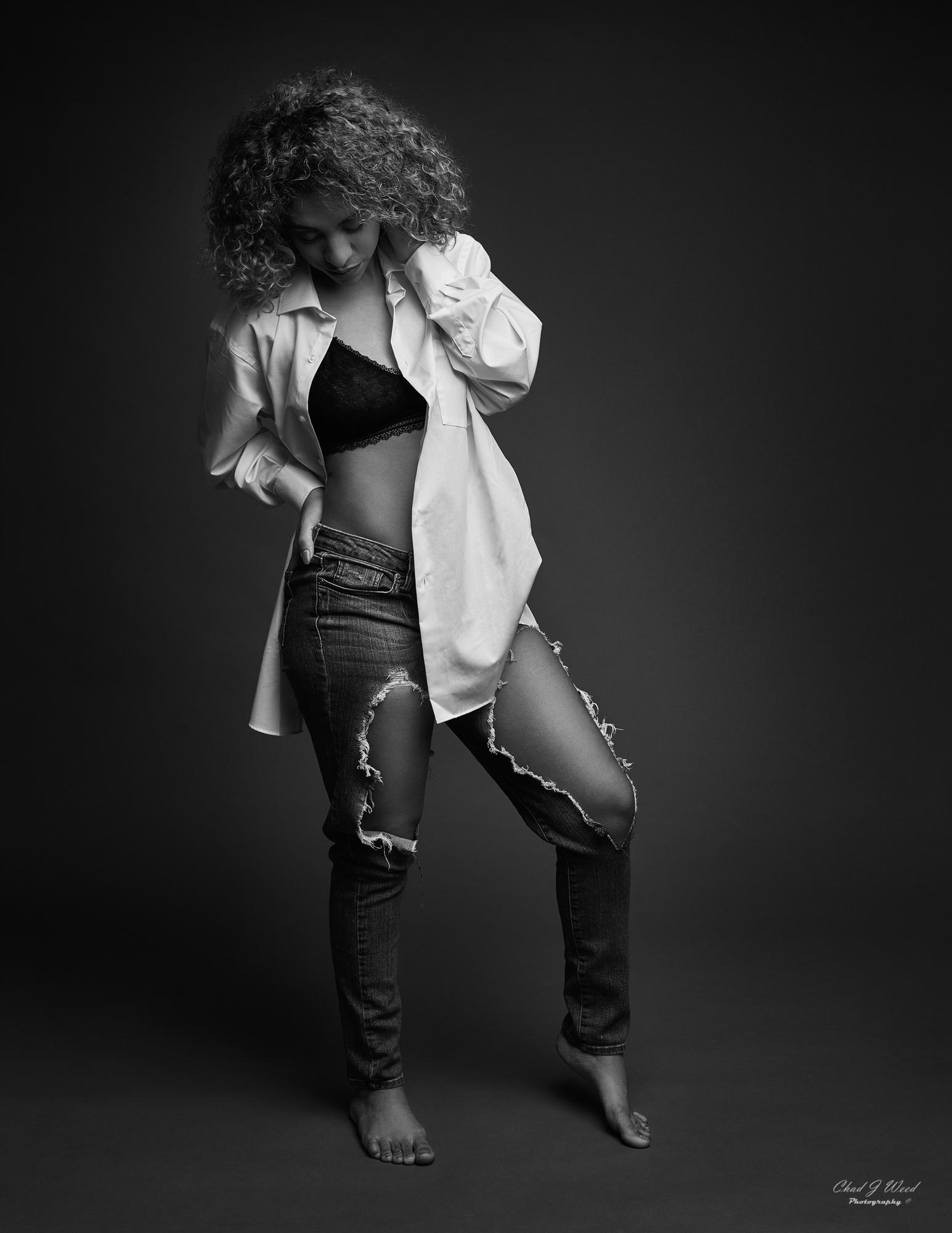 Victoria Fashion Model by Arizona Fashion Portrait Photographer Chad Weed