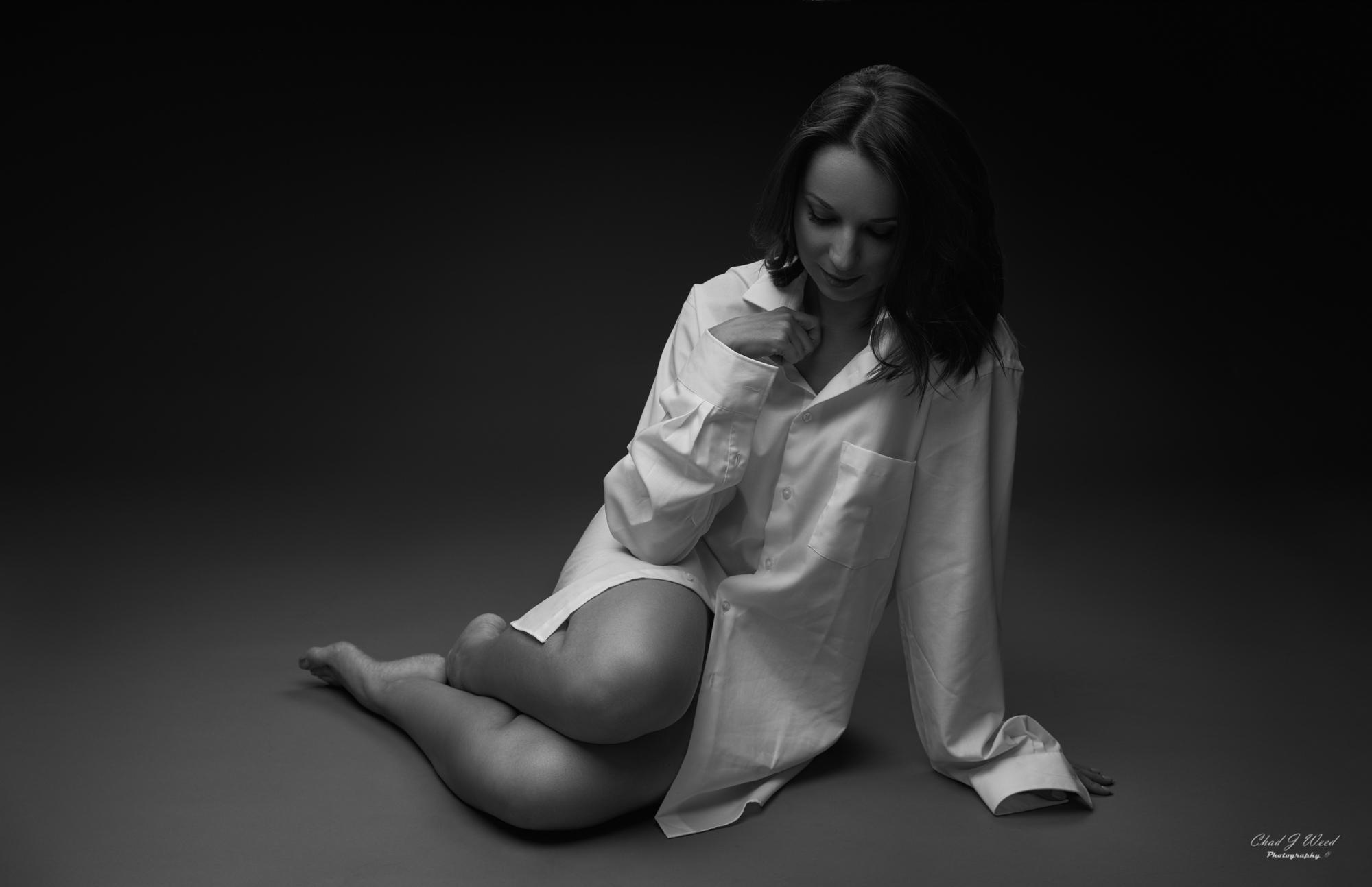Kika Fashion Model by Arizona Fashion Portrait Photographer Chad Weed