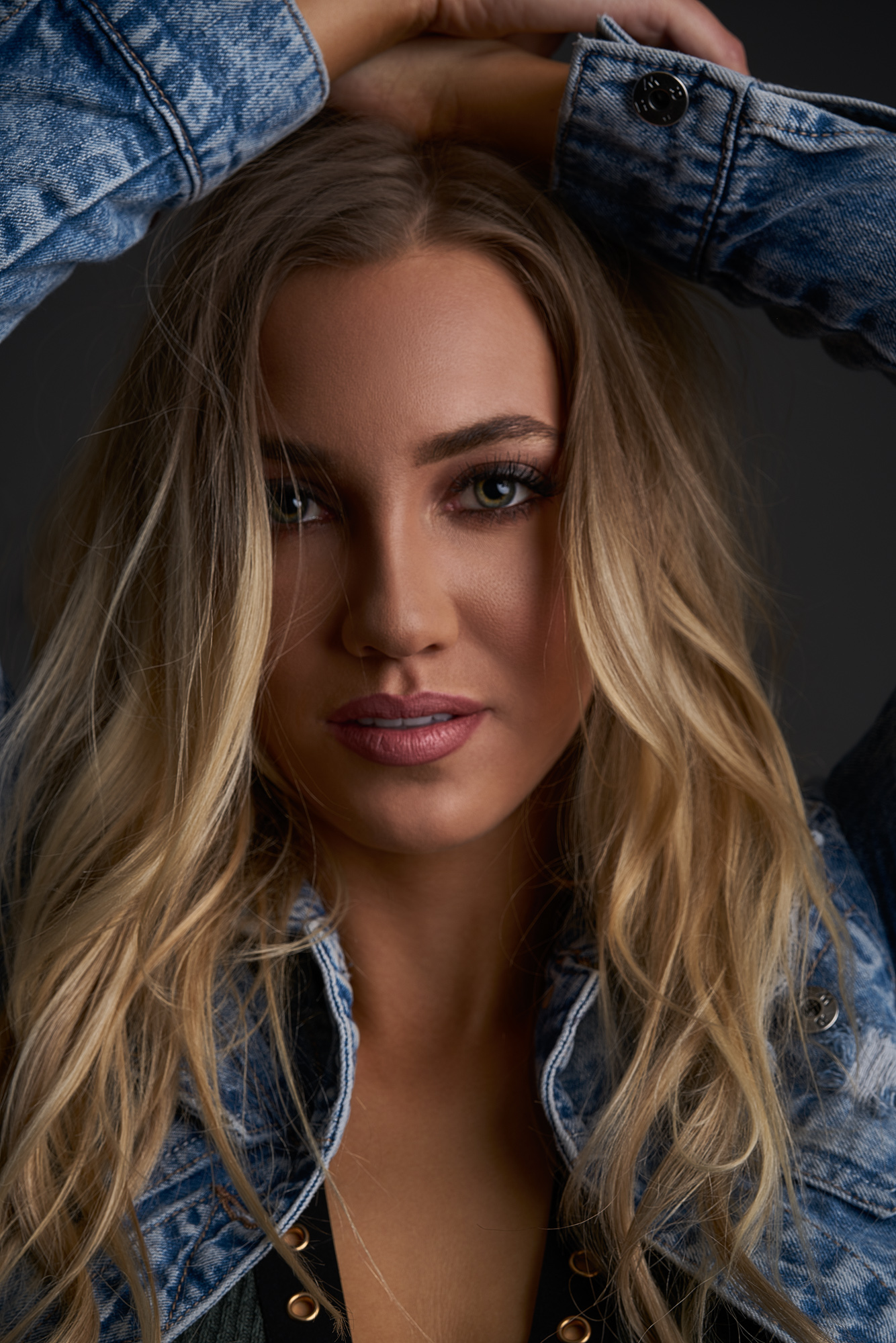 Former Miss Wyoming Lexi Fashion Model by Arizona Fashion Photographer Chad Weed