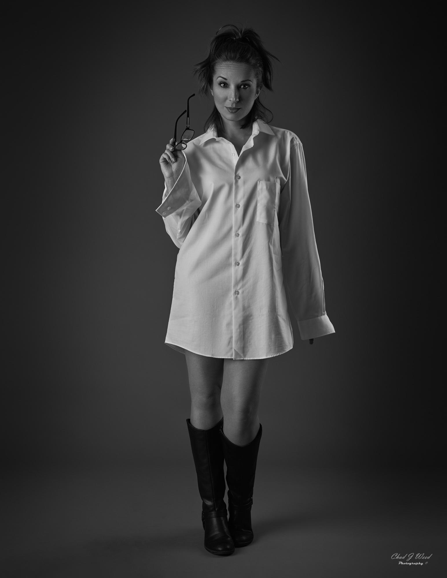 Fashion Model Kika by Mesa Arizona Fashion Portrait Photographer Chad Weed