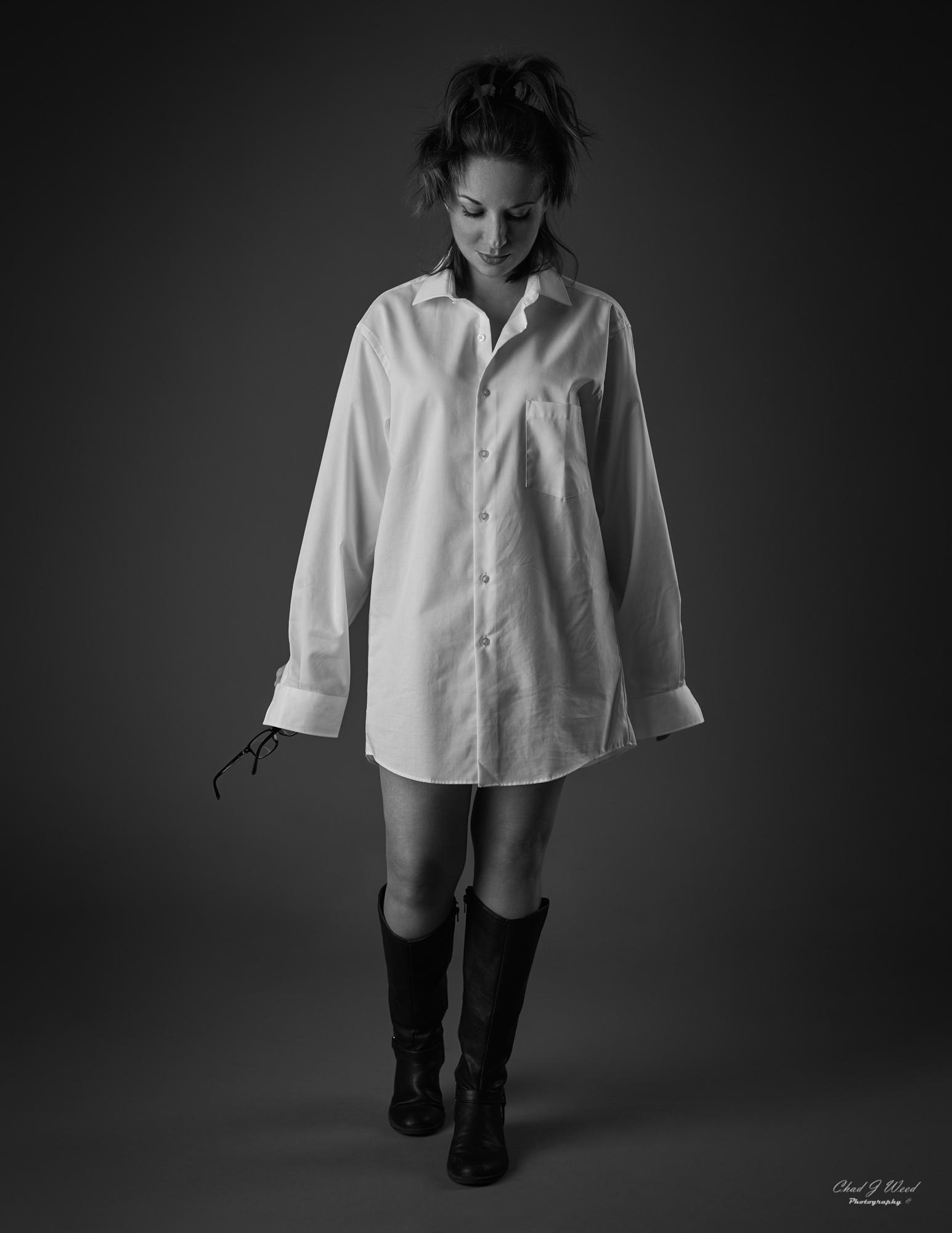 Model and Actress Kika by Mesa Arizona Fashion Portrait Photographer Chad Weed