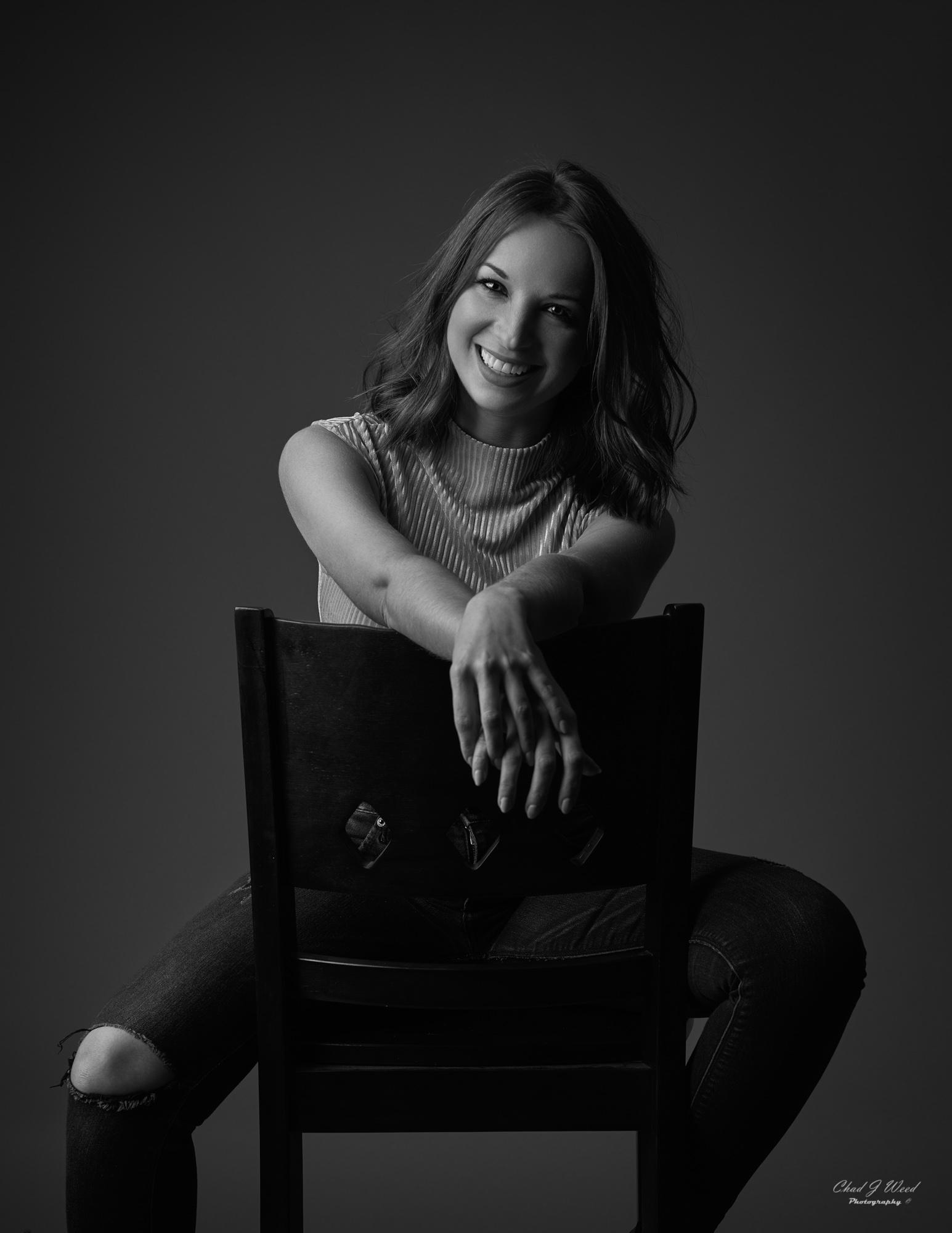 Actress/Model Kika by Mesa Arizona Fashion Portrait Photographer Chad Weed