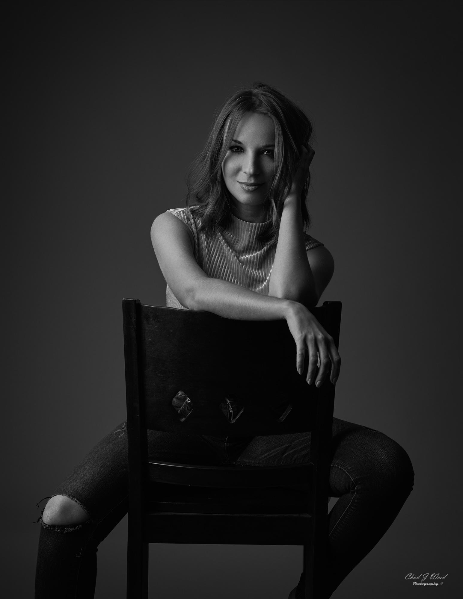 Kika Actress/Model by Mesa Arizona Fashion Portrait Photographer Chad Weed