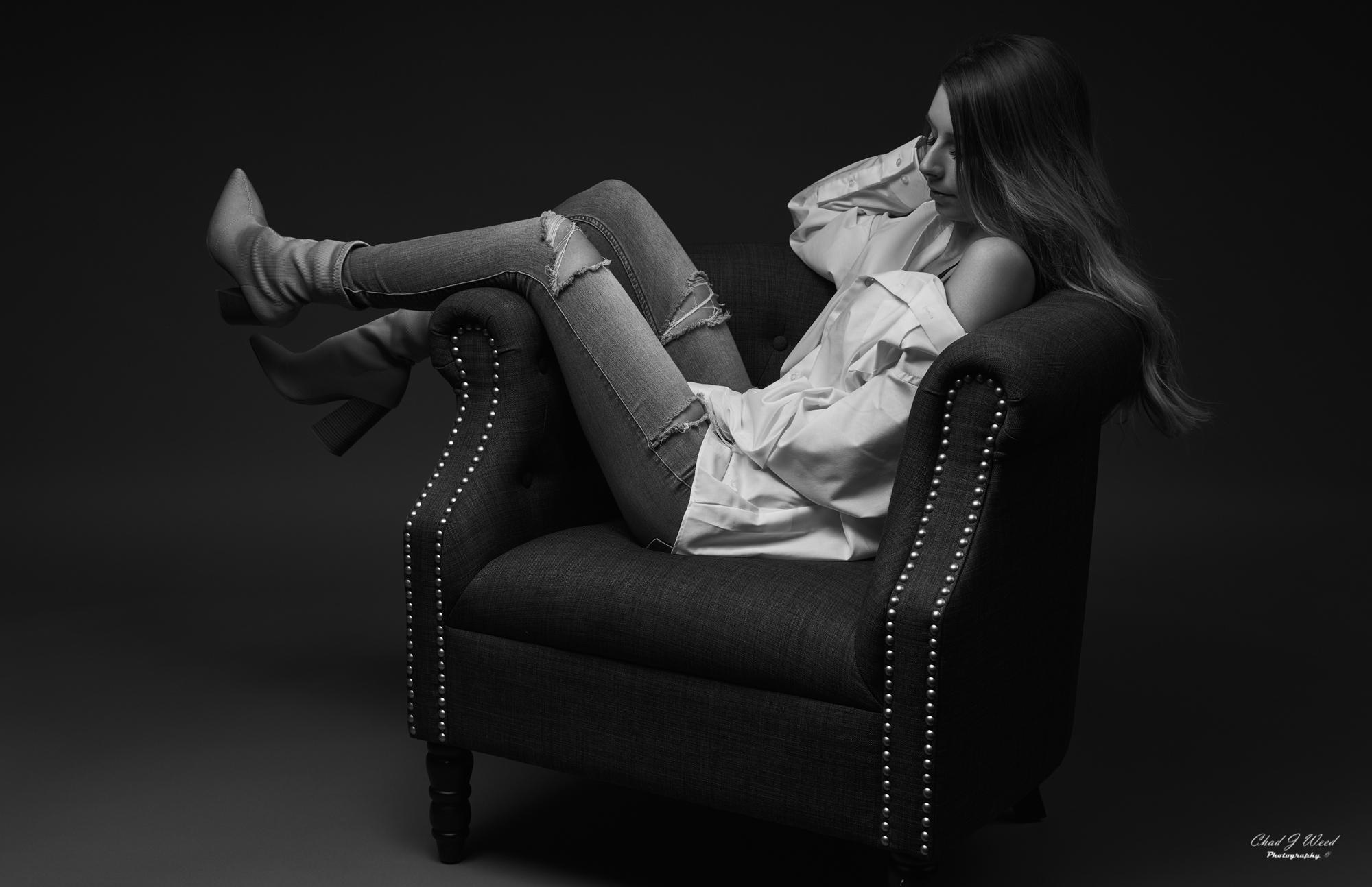 Mariola Fashion Model by Arizona Fashion Portrait Photographer Chad Weed