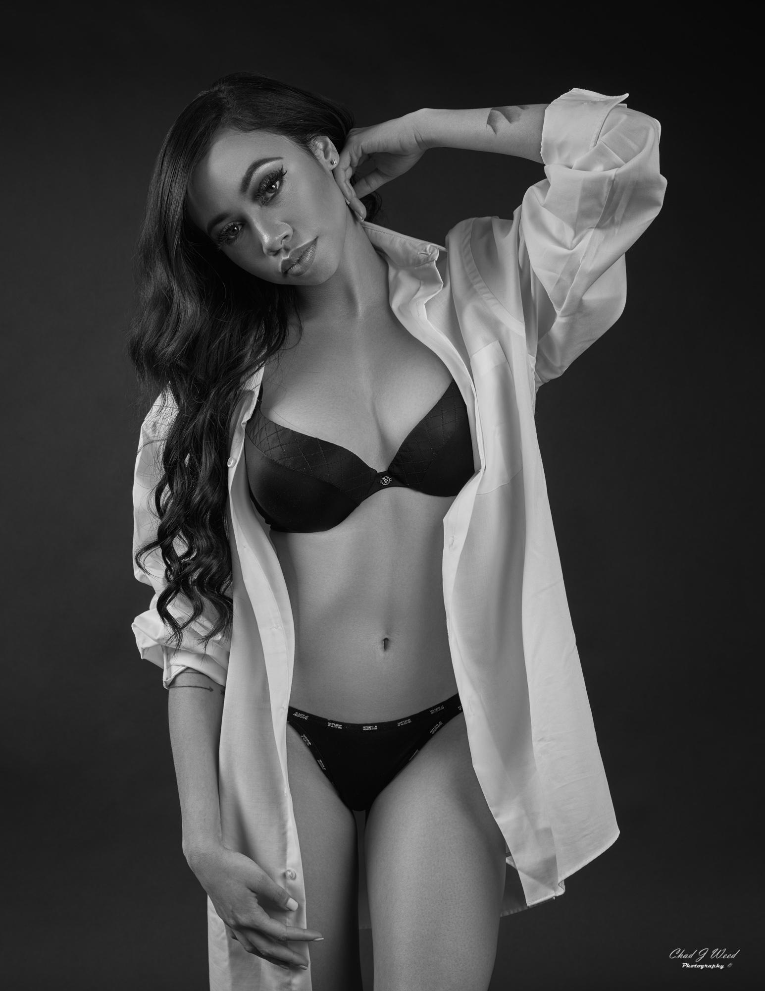 Fashion Model Alexxa by Arizona Fashion Photographer Chad Weed