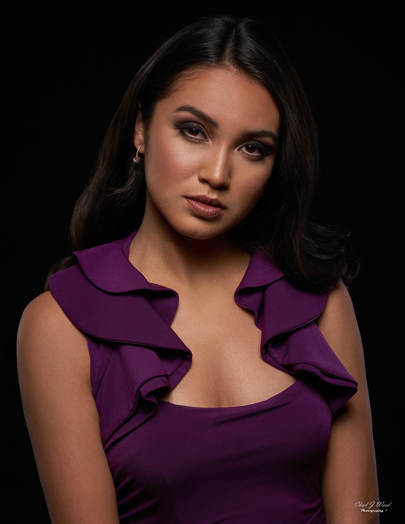 Beauty Model Zari by Arizona Portrait Photographer Chad Weed