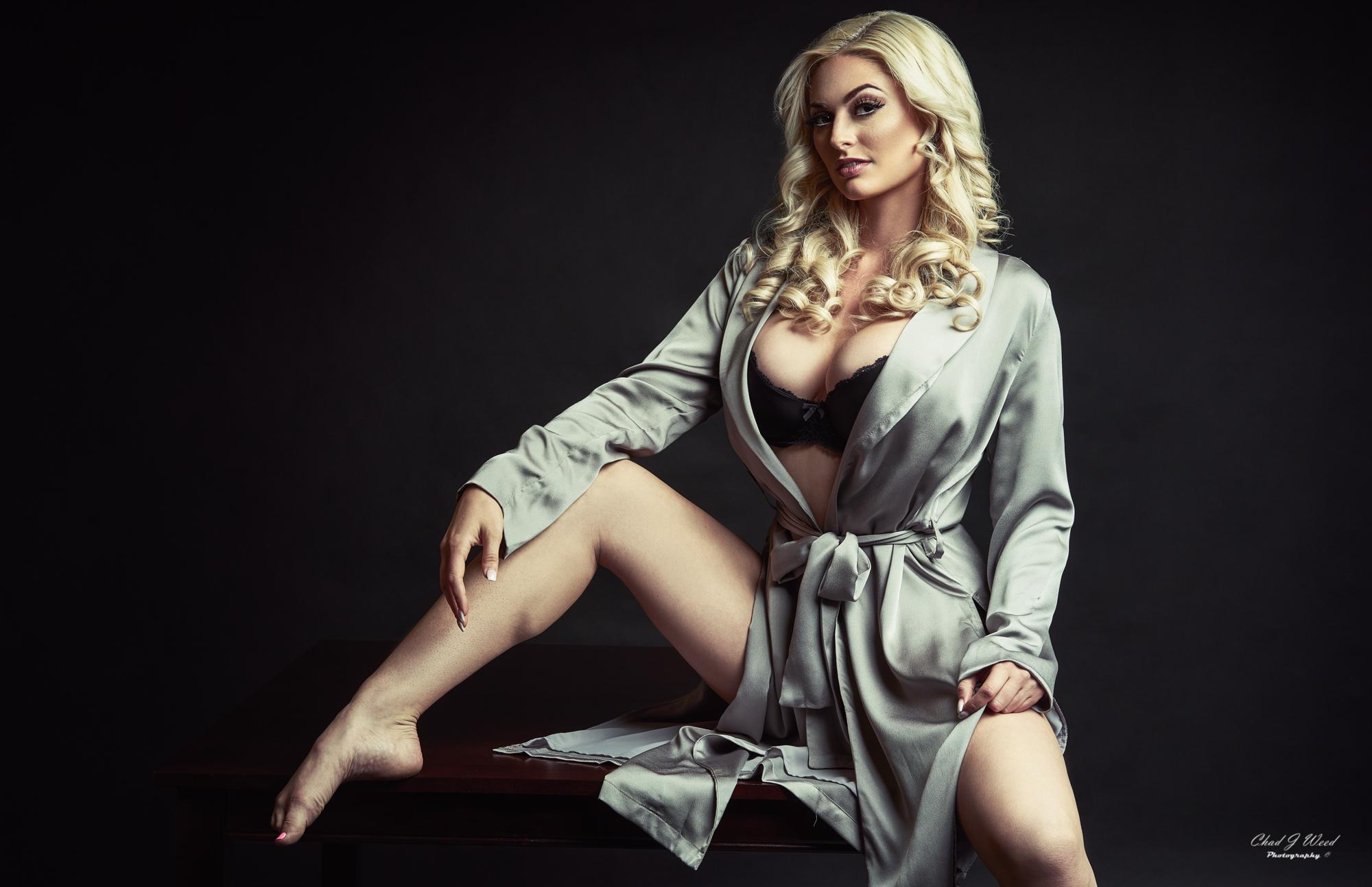 Fashion Model Cassie by Mesa Arizona Fashion Photographer Chad Weed