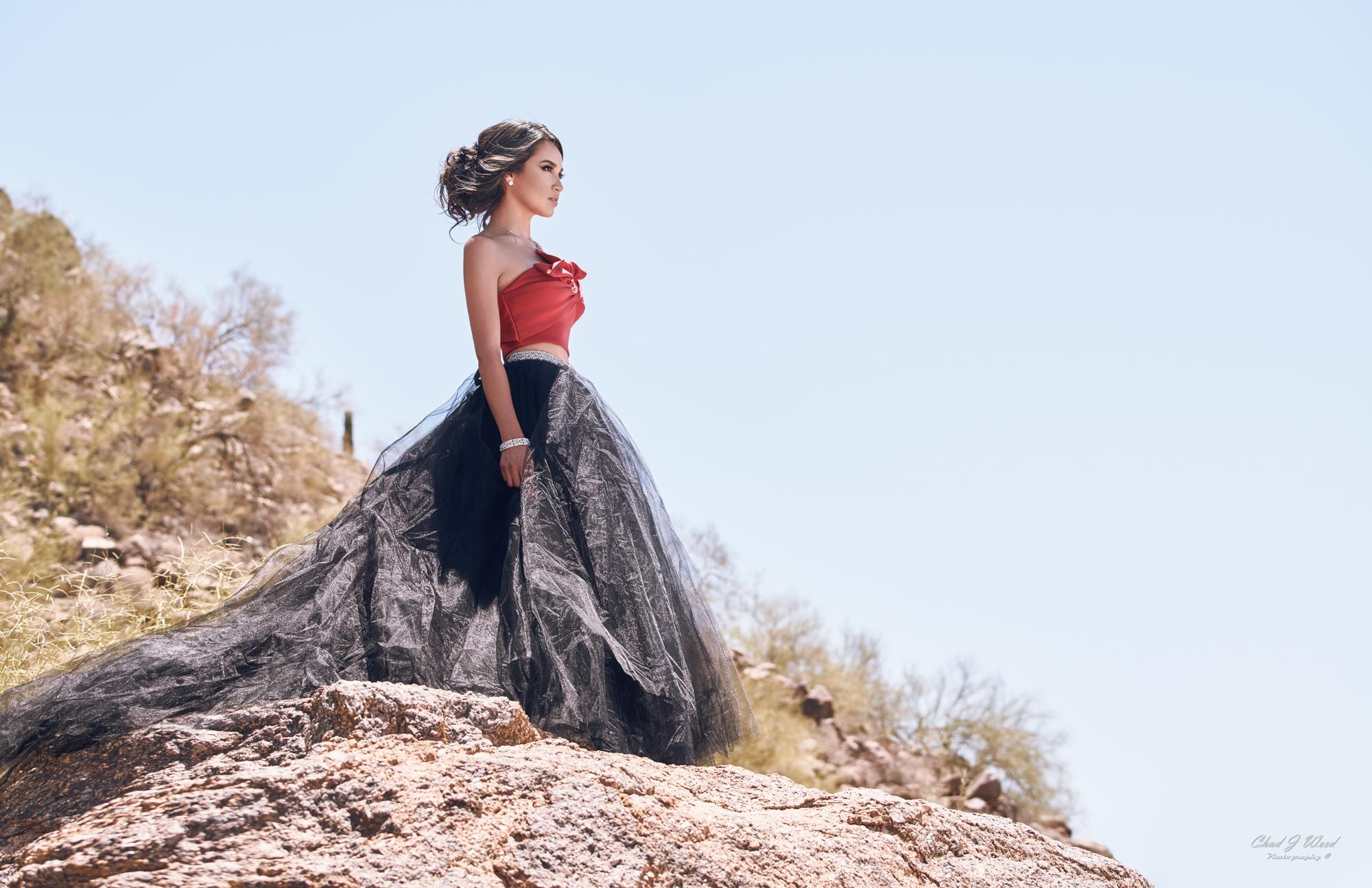 Zari by Mesa Arizona Fashion Photographer Chad Weed