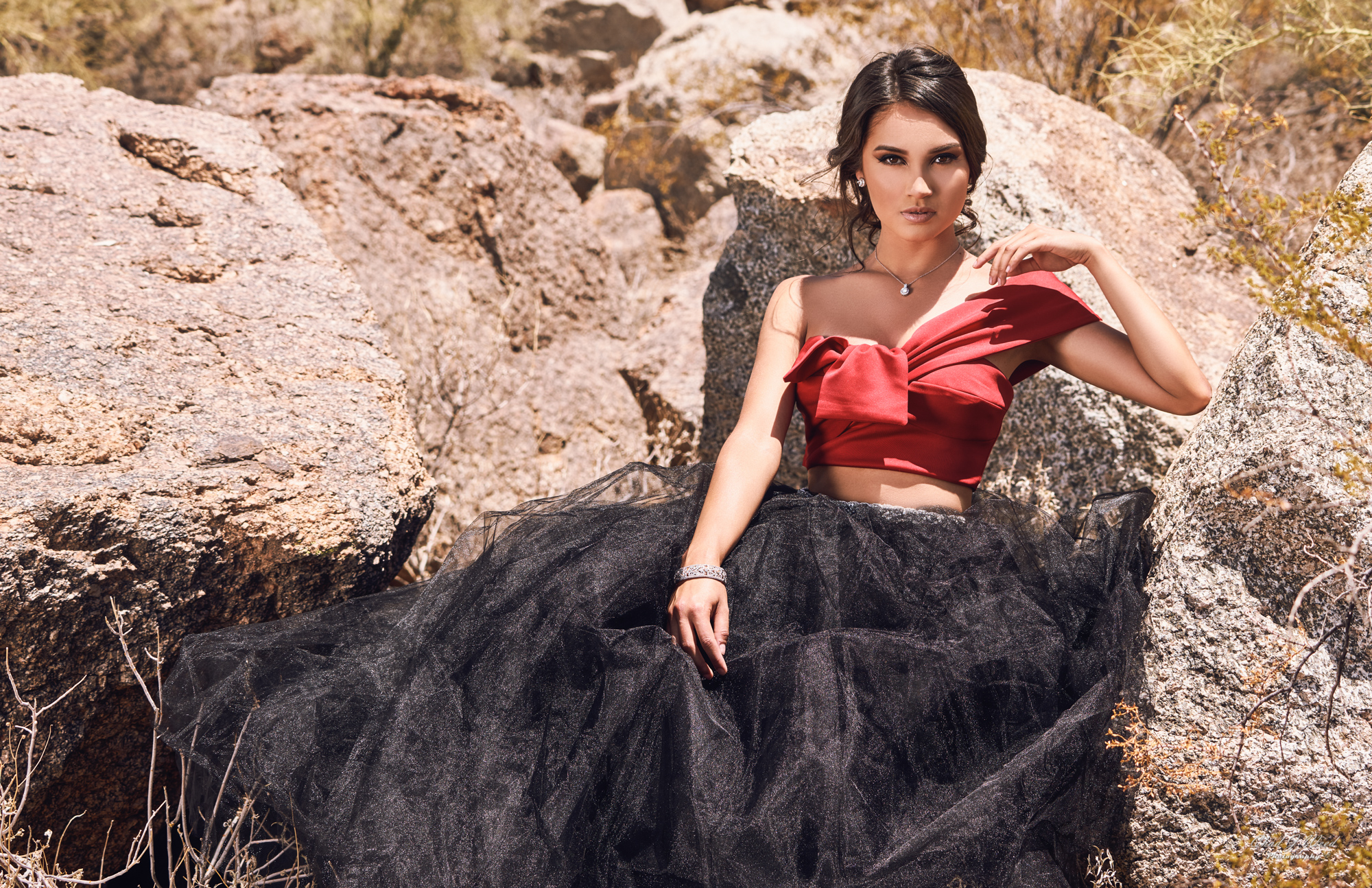 Model Zari by Mesa Arizona Model Photographer Chad Weed