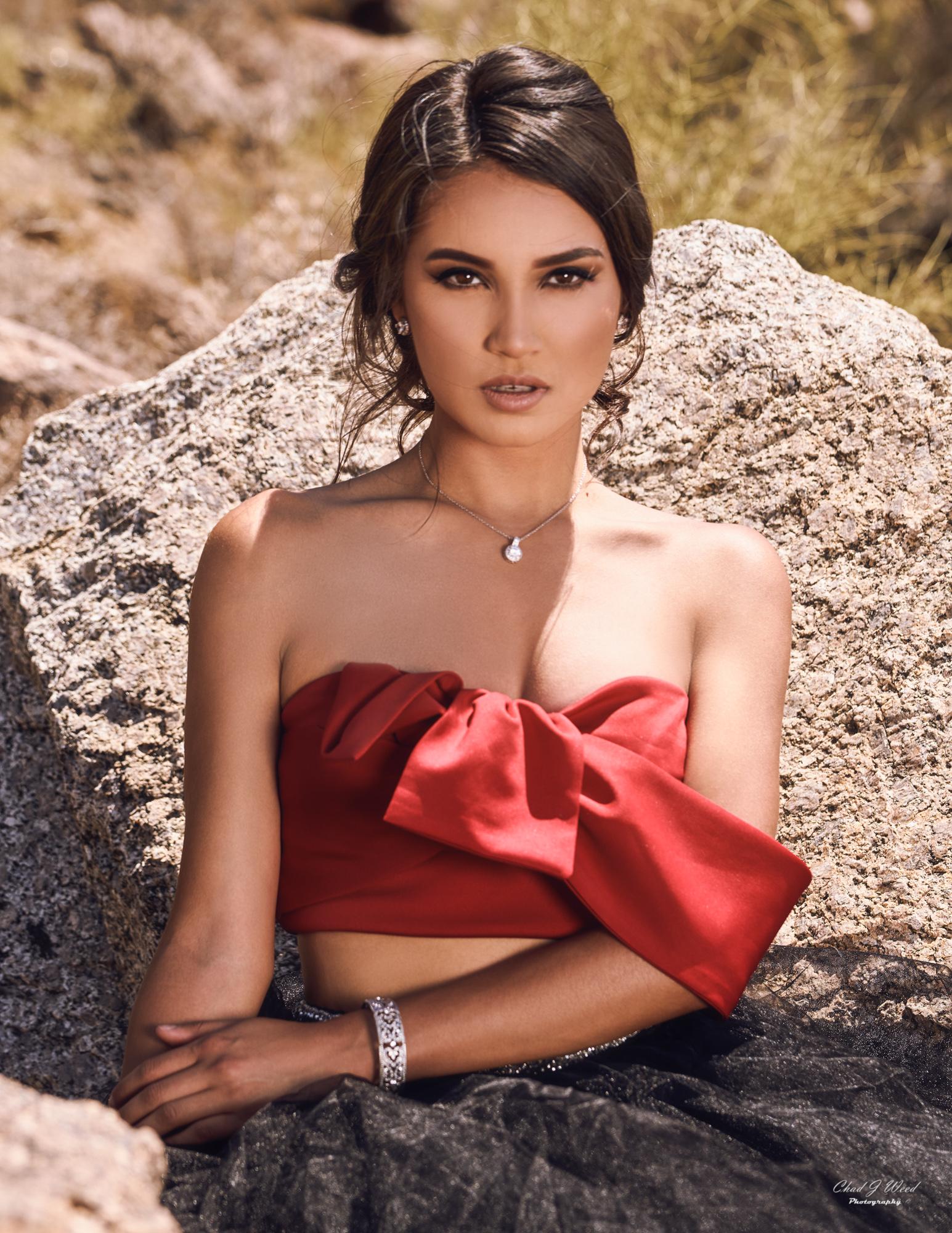 Zari Beauty Model by Mesa Arizona Beauty Photographer Chad Weed