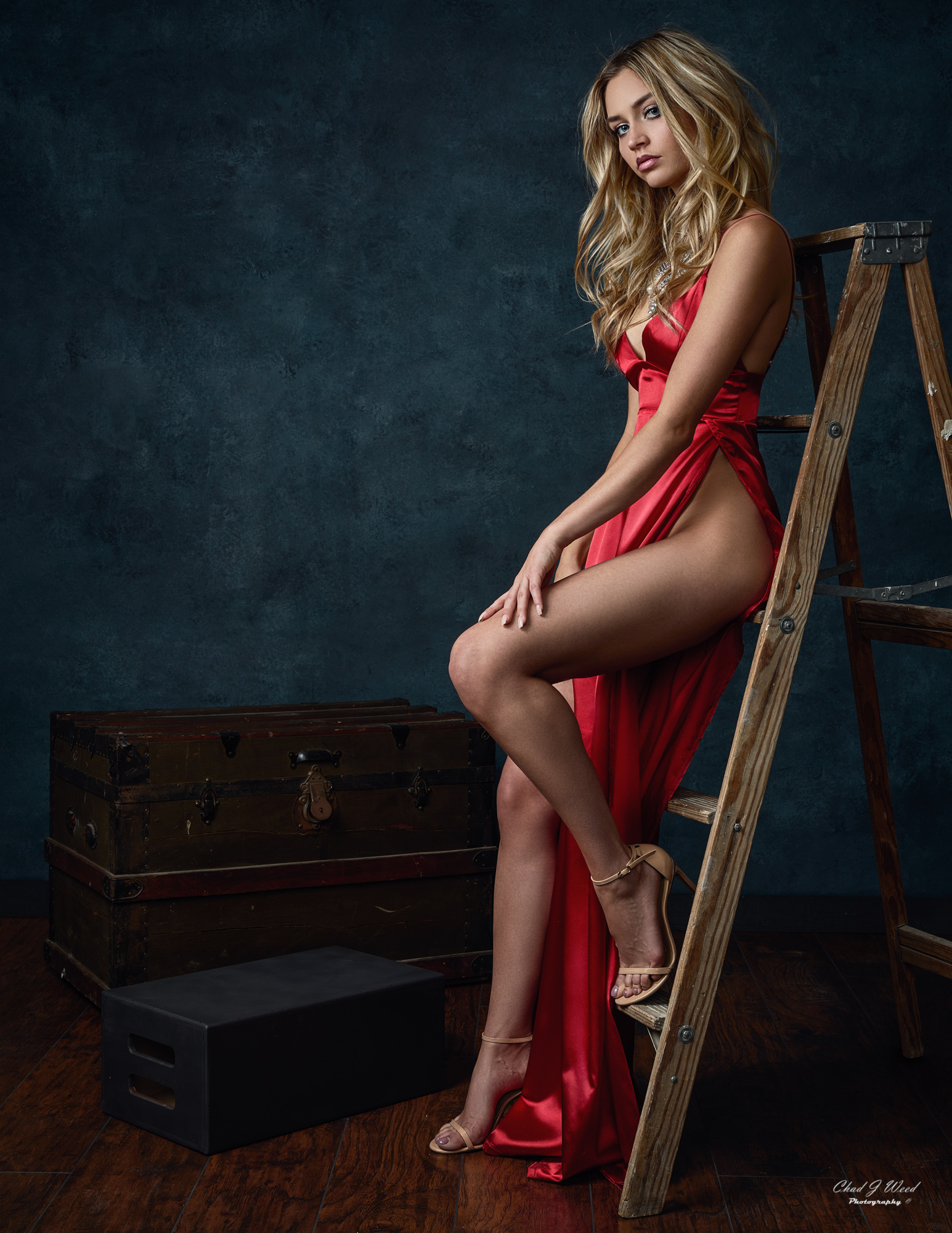 Beauty Model Shea by Arizona Beauty Photographer Chad Weed