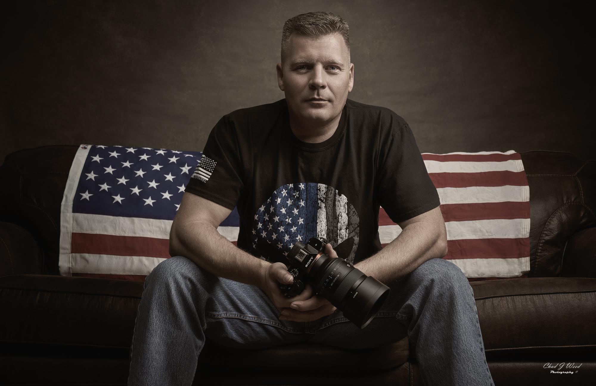 Mesa Arizona Portrait Photographer Chad Weed