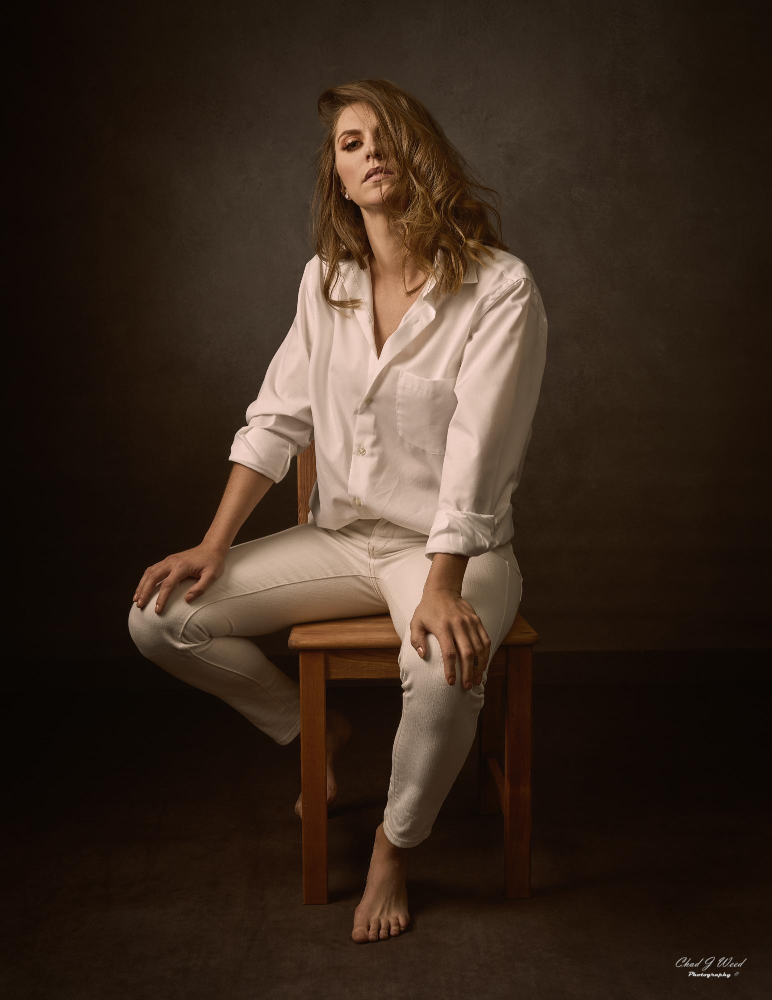 Fashion Model Kelly by Arizona Fashion Photographer Chad Weed