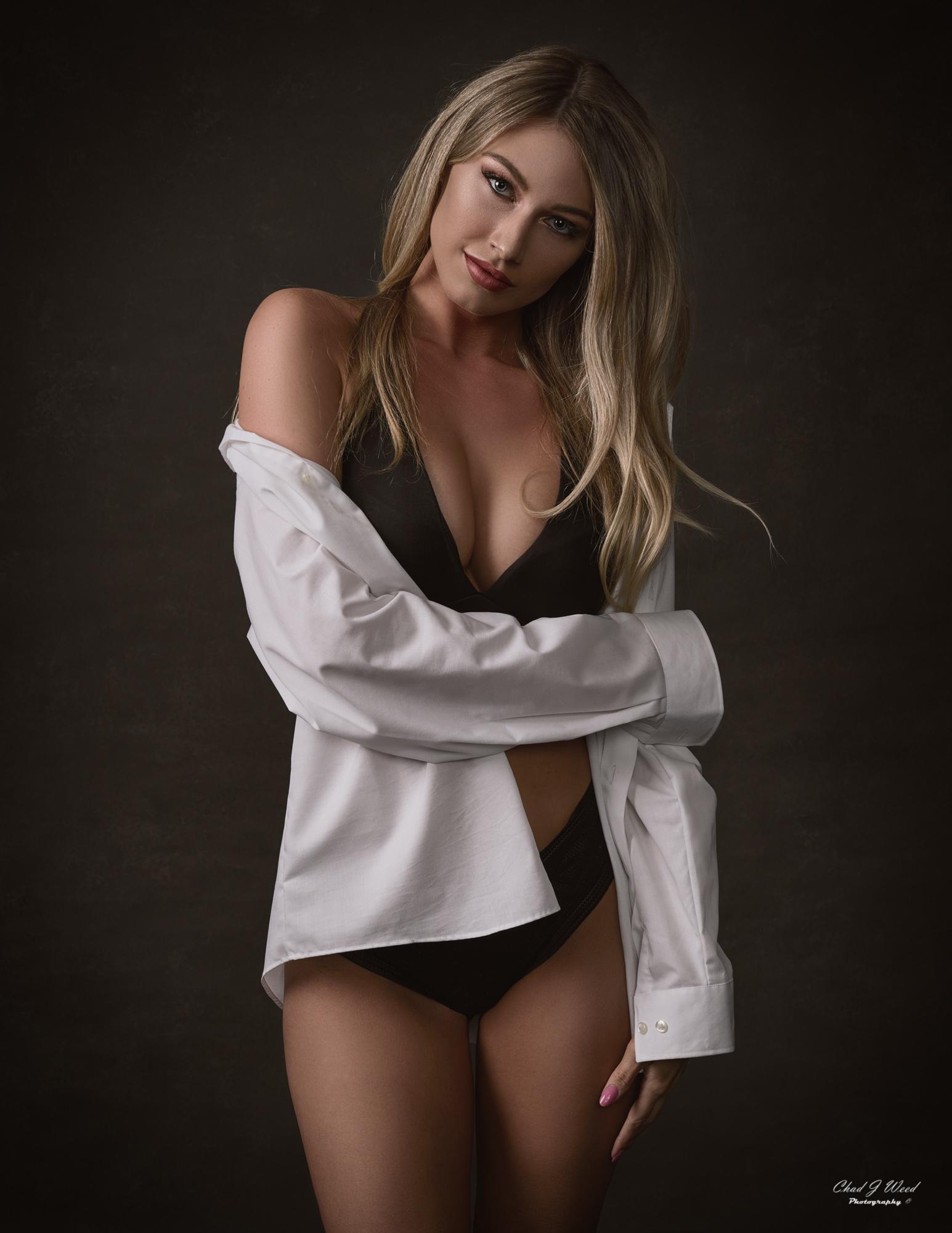 Arizona Portrait Photographer Chad Weed - Fashion Model Brittany