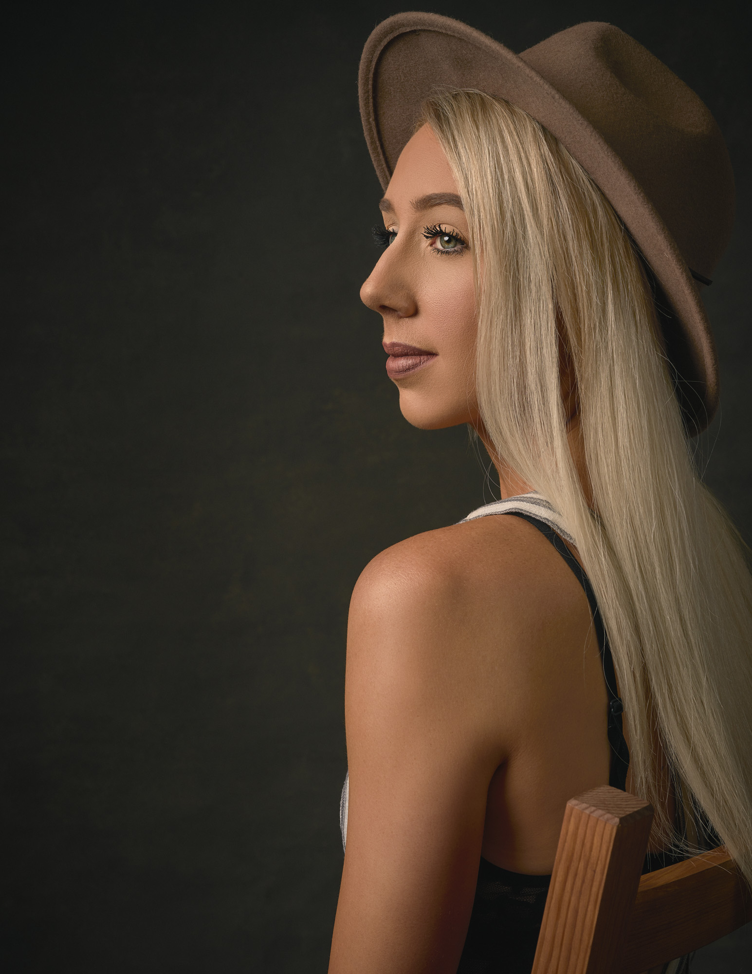 Arizona Model Ashlyn by Arizona Beauty Photographer Chad Weed