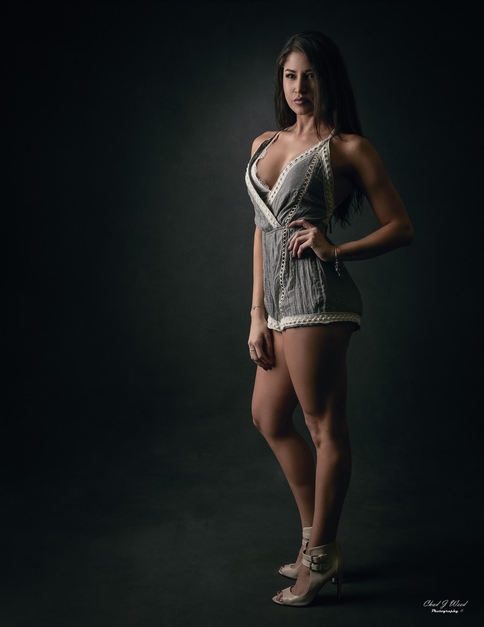 Arizona Fashion Photographer Chad Weed with Fitness Model Ashly 3