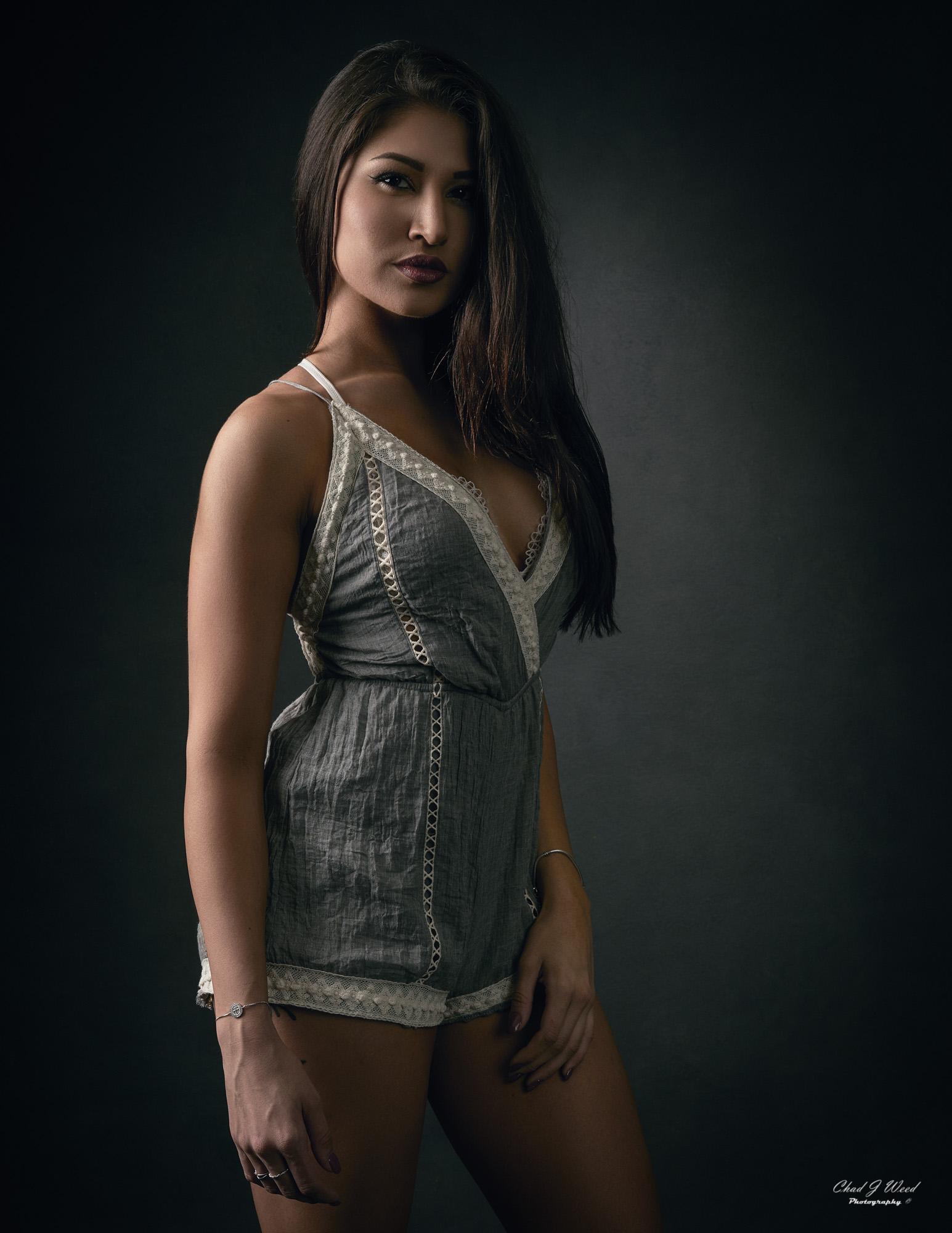 Arizona Fashion Photographer Chad Weed with Fitness Model Ashly 2