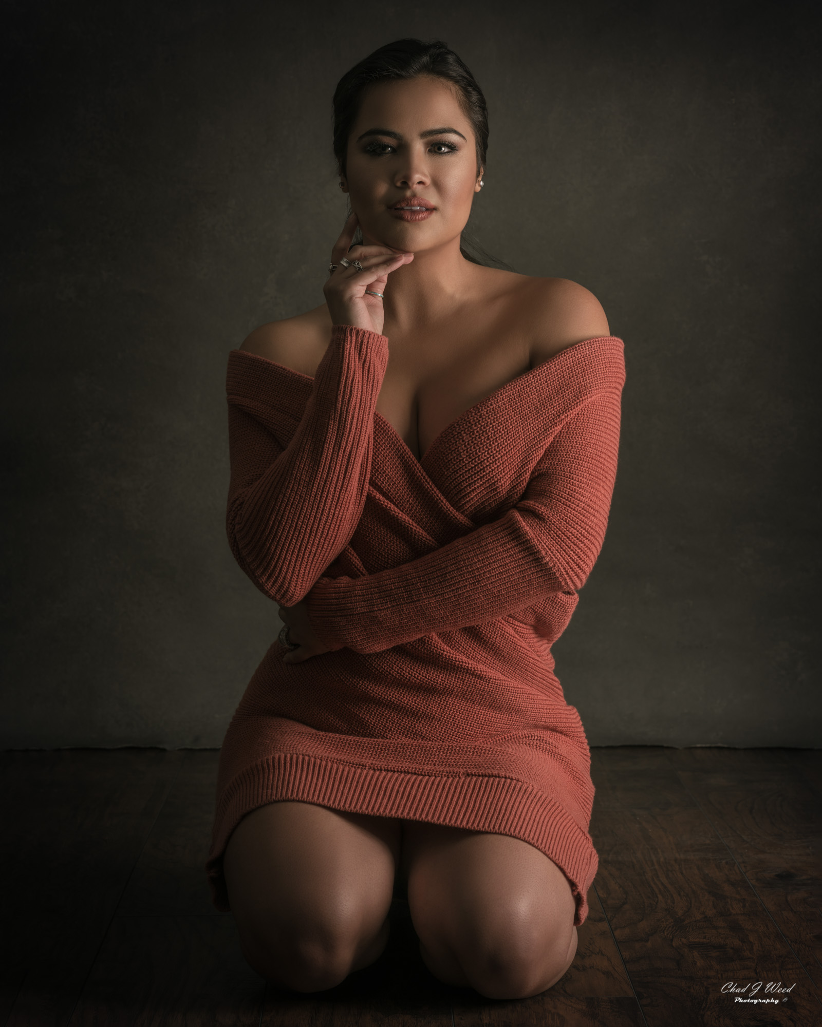 Mesa Arizona Portrait Photographer Chad Weed of Beauty Model Karla