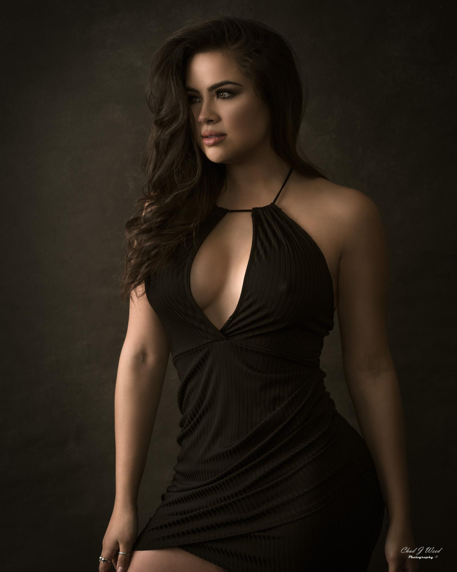 Mesa Arizona Fashion Portrait Photographer Chad Weed of Model Karla