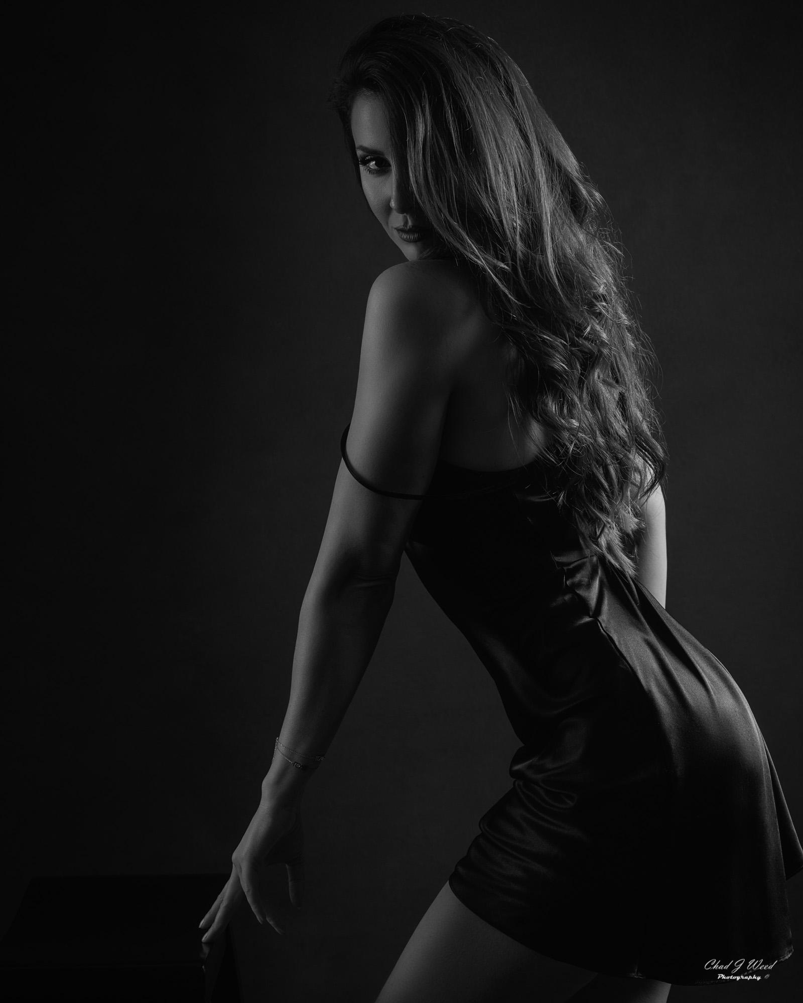 Mesa Arizona Fashion Photographer Chad Weed with Fine Art Model Elley