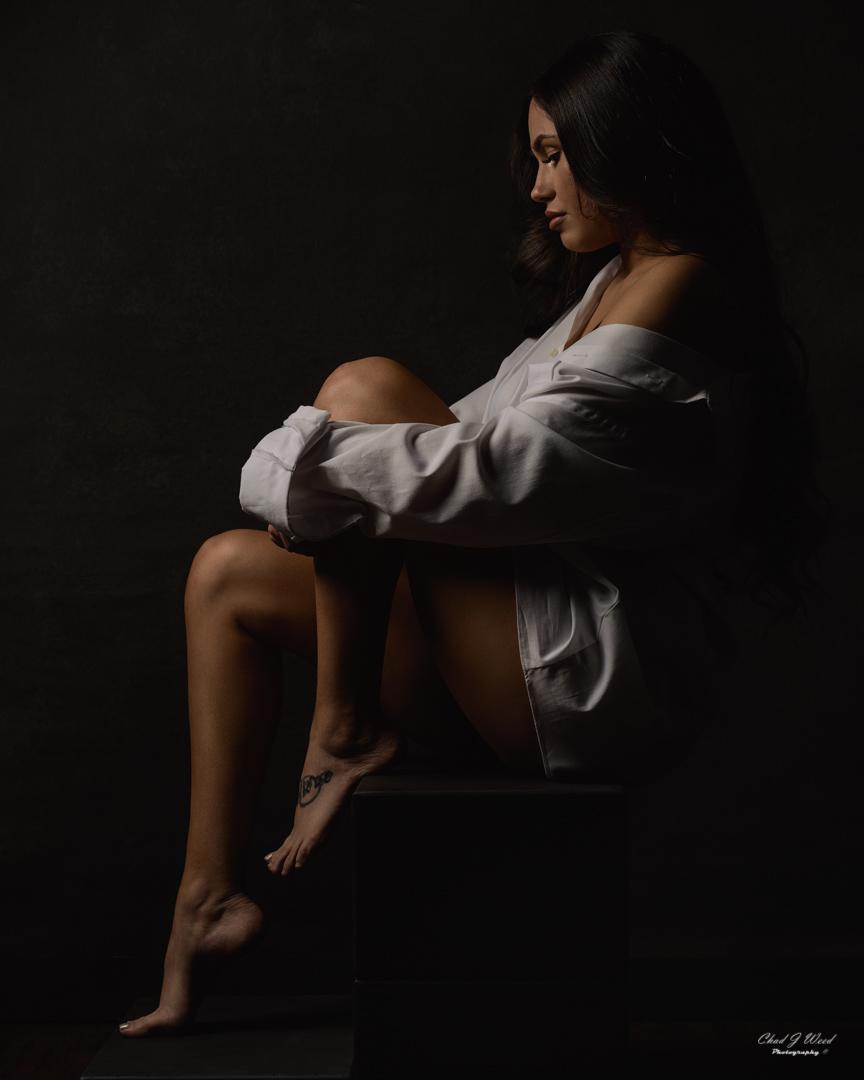 Arizona Portrait Photographer Chad Weed - Fashion Model Jessica