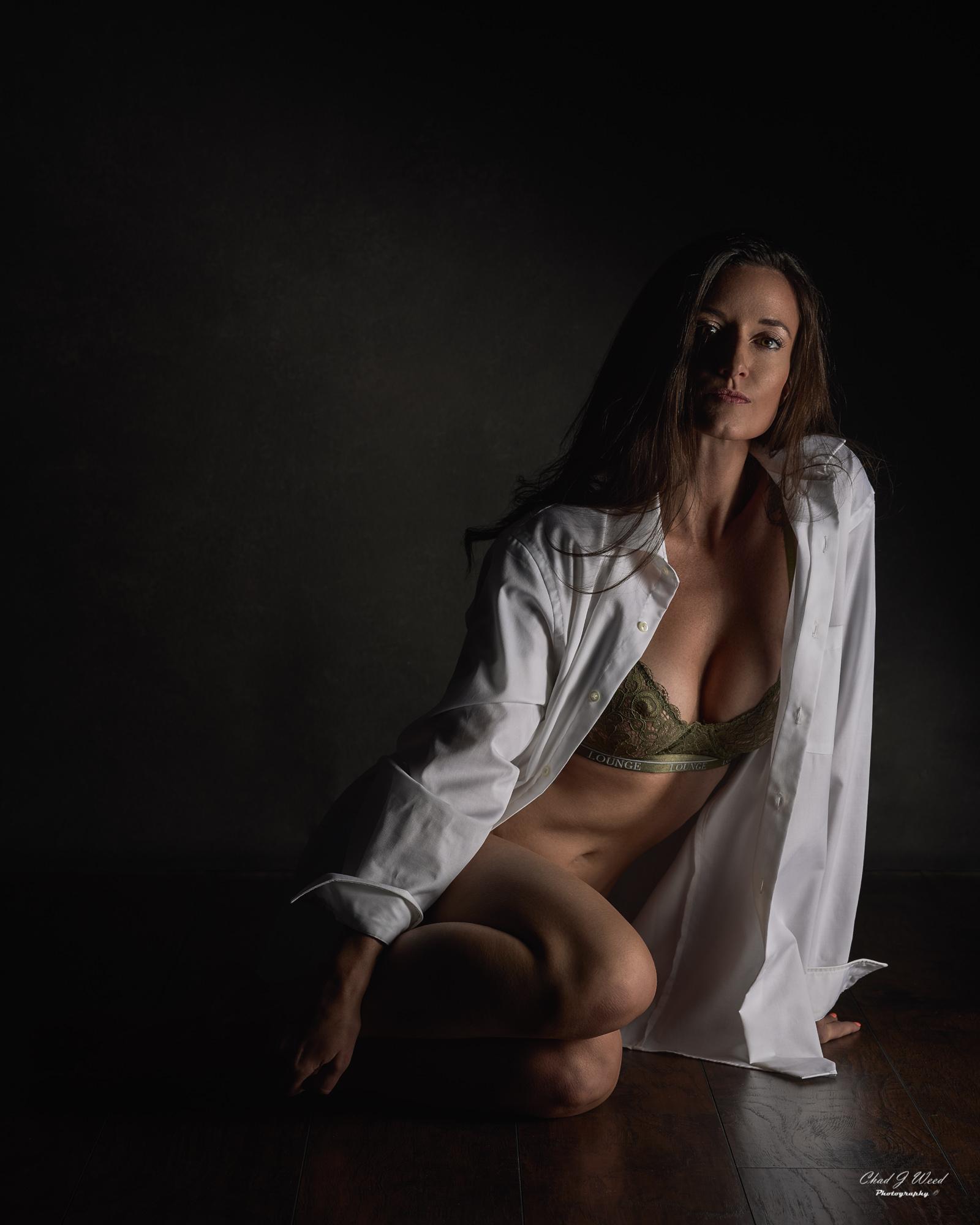 Arizona Portrait Photographer Chad Weed - Fashion Model Kristi