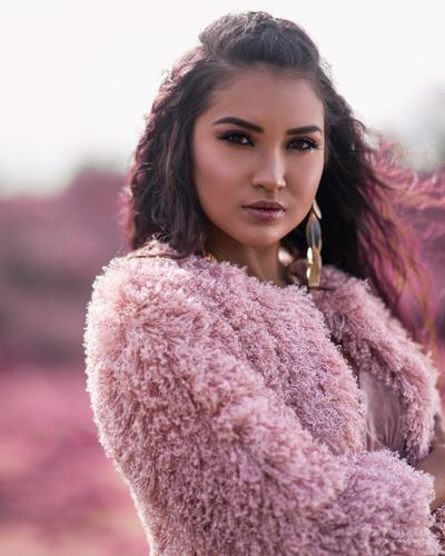 Mesa Arizona Beauty Photographer Chad Weed and Beauty Model Zari