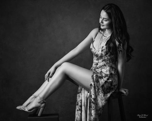 Mesa Arizona Portrait Photographer Chad Weed with Model Jovanna