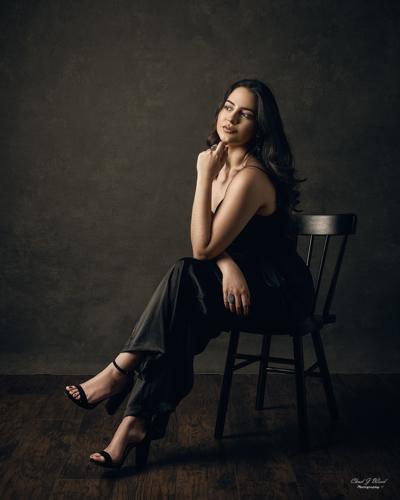 Mesa Arizona Fine Art Portrait Photographer Chad Weed with Beautiful Jovanna