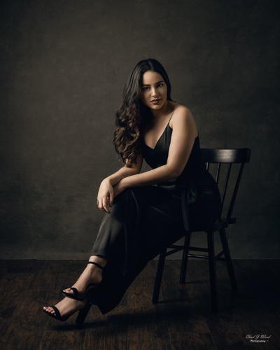 Mesa Arizona Fine Art Portrait Photographer Chad Weed with Model Jovanna