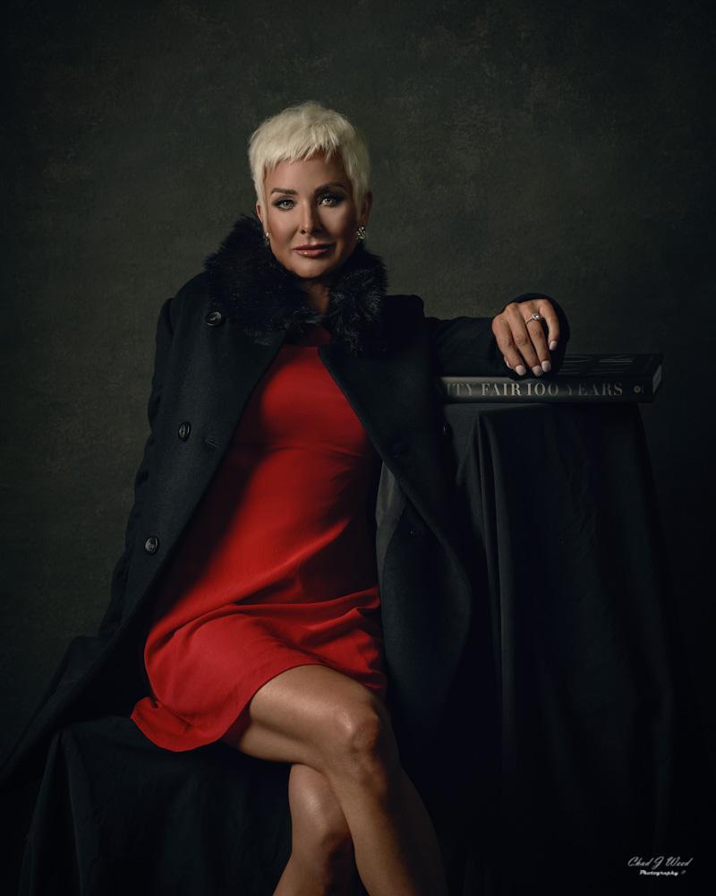 Fine Art Portrait by Mesa, AZ Portrait Photographer